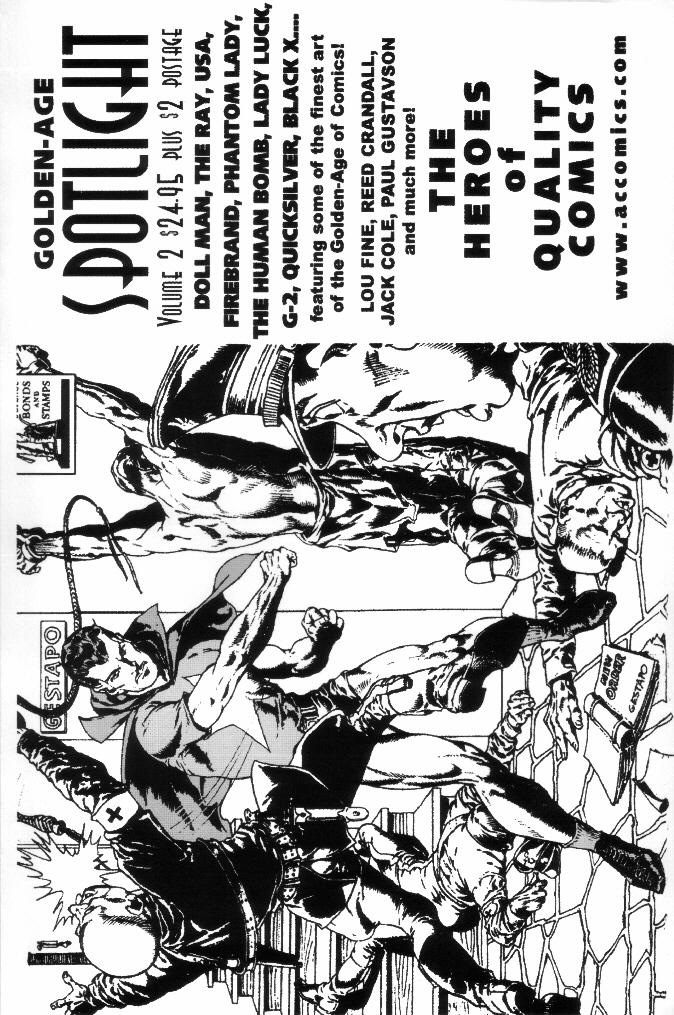 Read online Men of Mystery Comics comic -  Issue #46 - 52