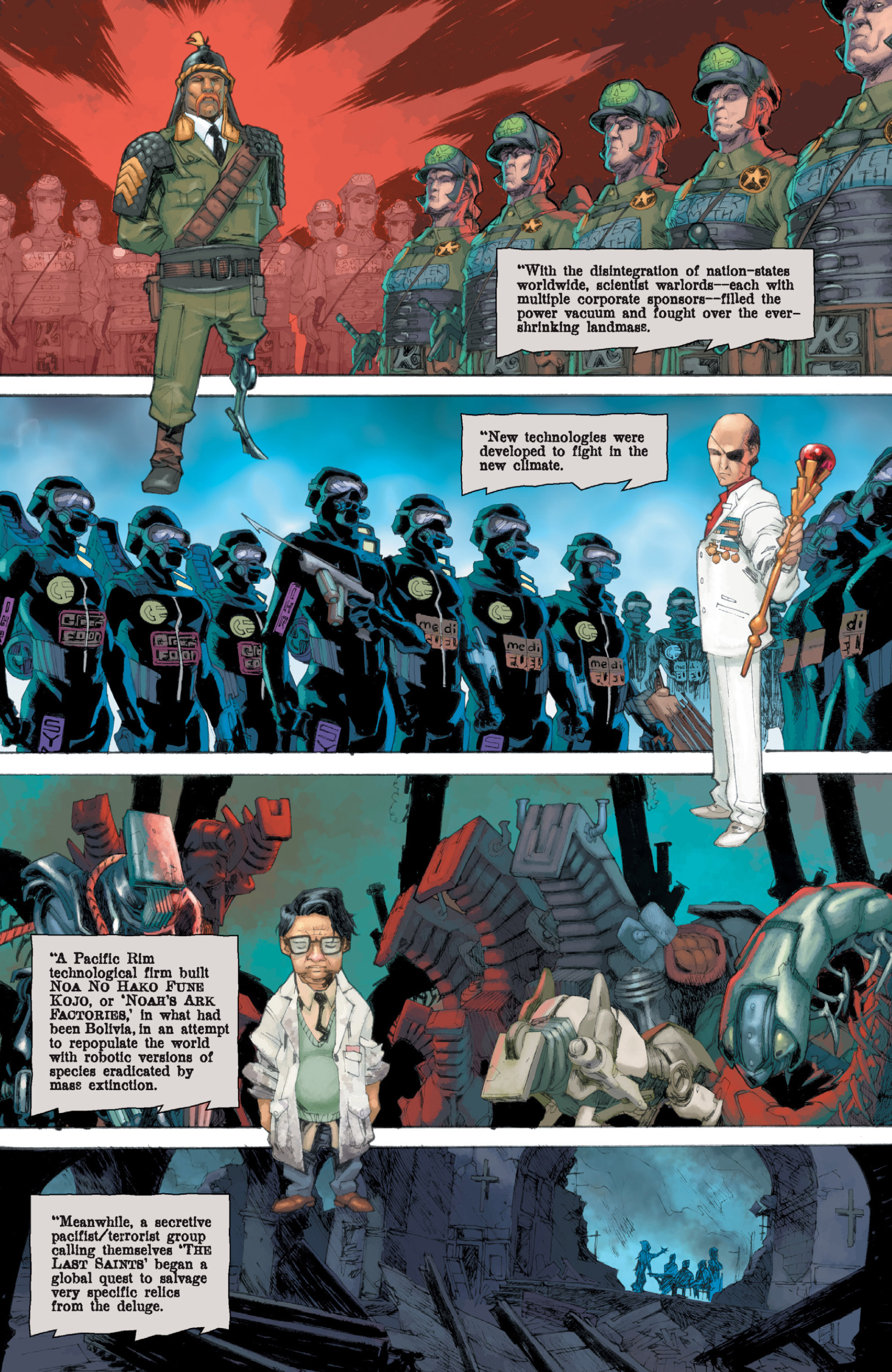 Read online Orchid comic -  Issue # TPB 1 - 35