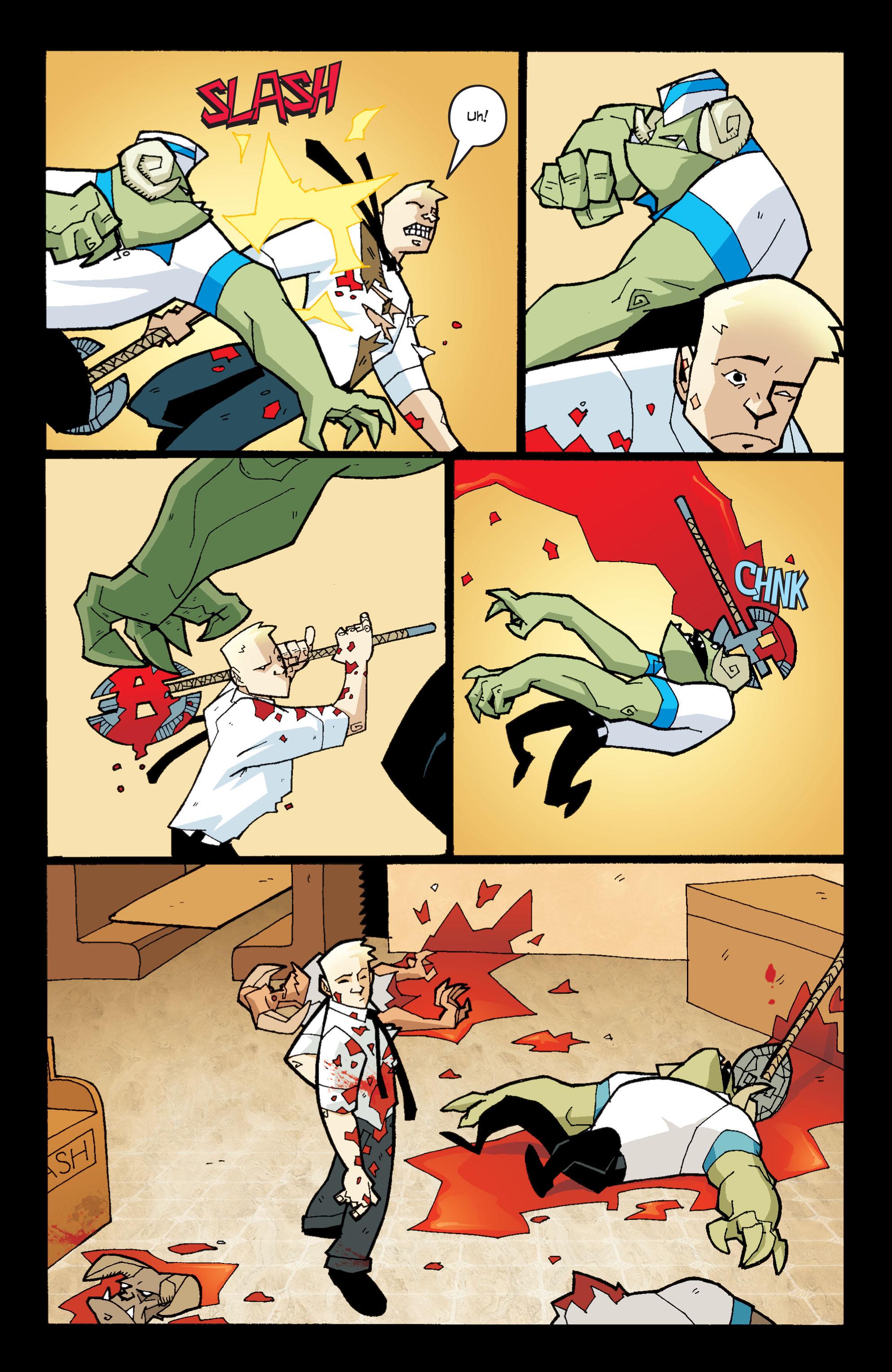Read online Killer Of Demons comic -  Issue #1 - 26