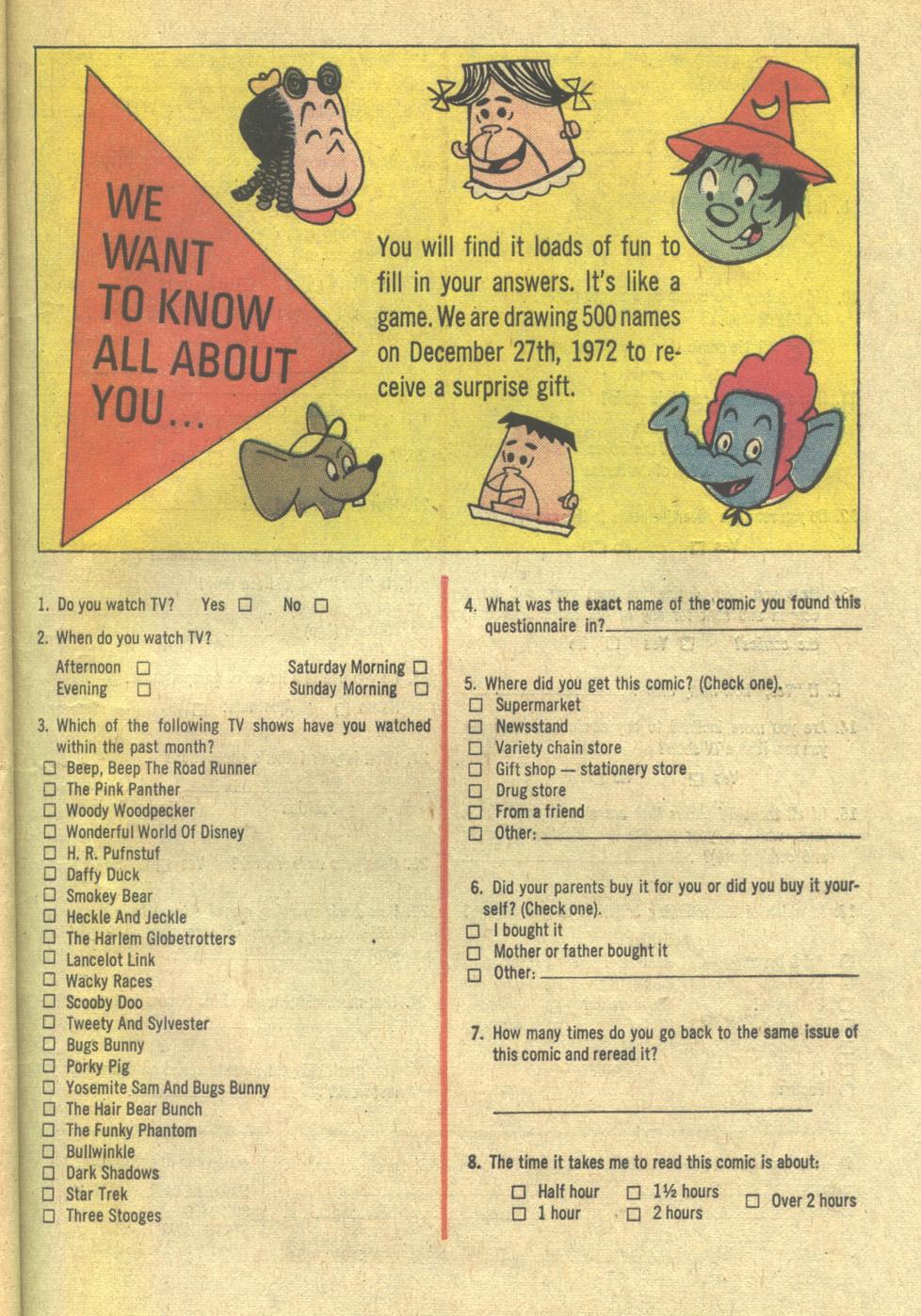 Comic Huey, Dewey, and Louie Junior Woodchucks issue 17