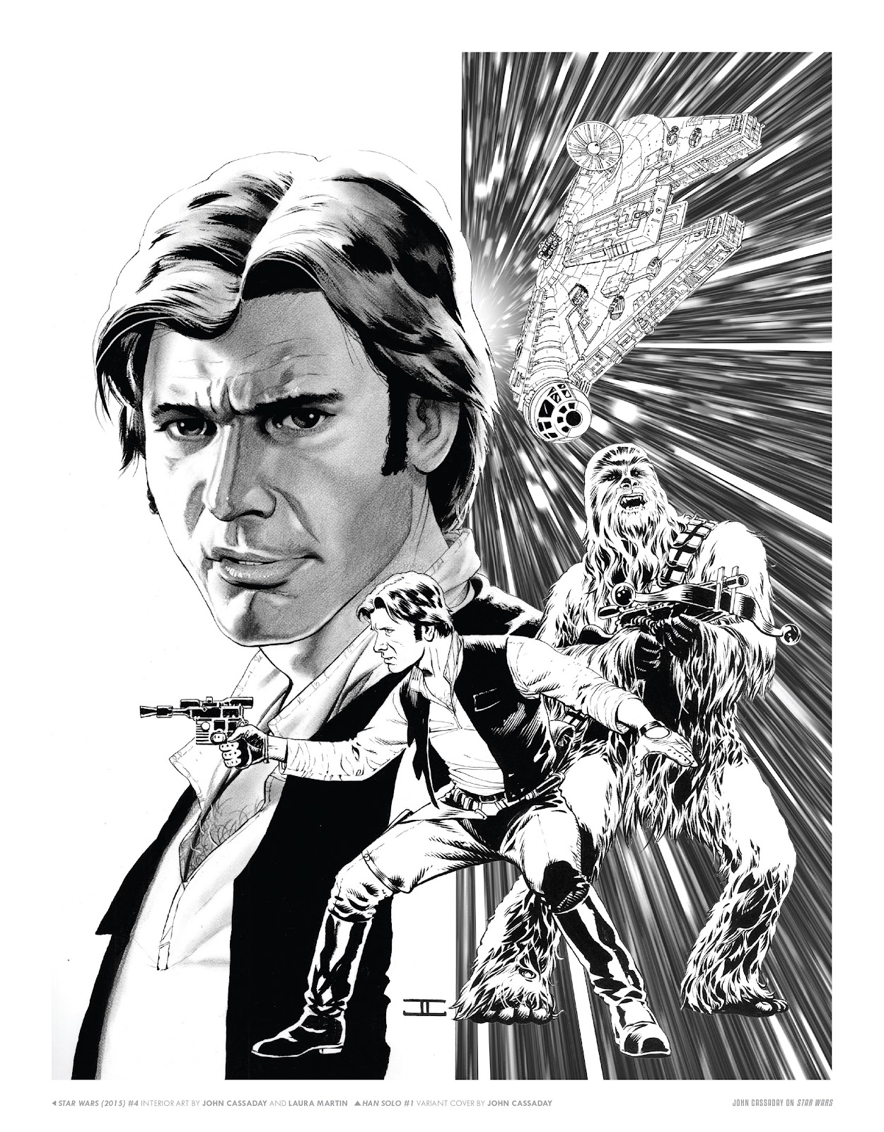 Read online The Marvel Art of Star Wars comic -  Issue # TPB (Part 1) - 34