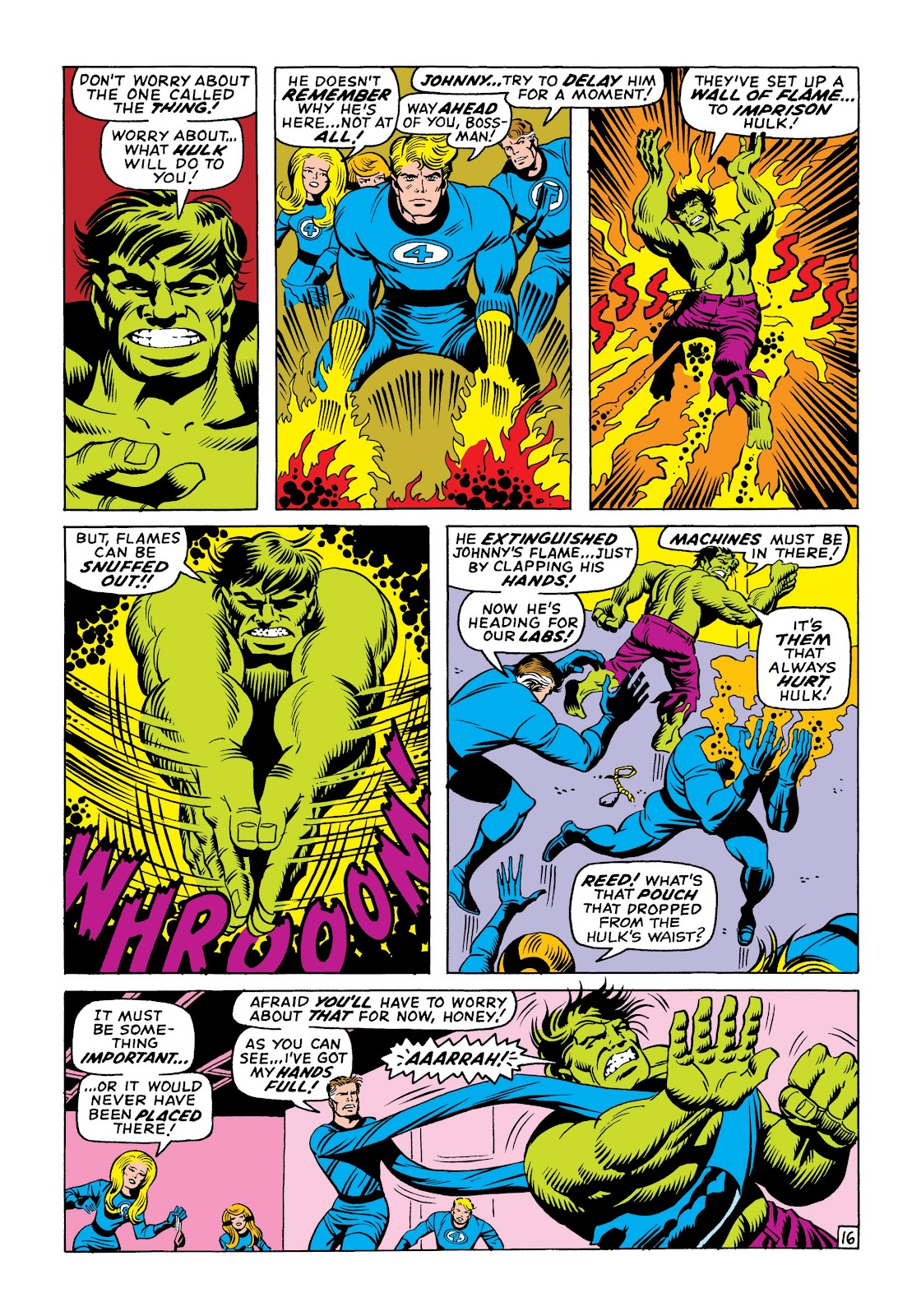 Read online Marvel Masterworks: The Incredible Hulk comic -  Issue # TPB 6 (Part 1) - 25