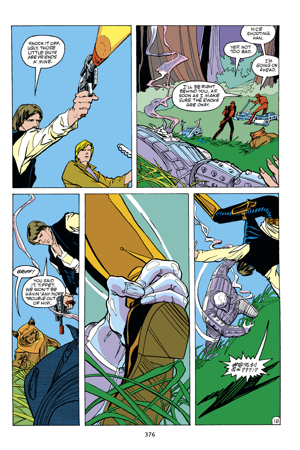 Read online Star Wars Omnibus comic -  Issue # Vol. 21.5 - 104