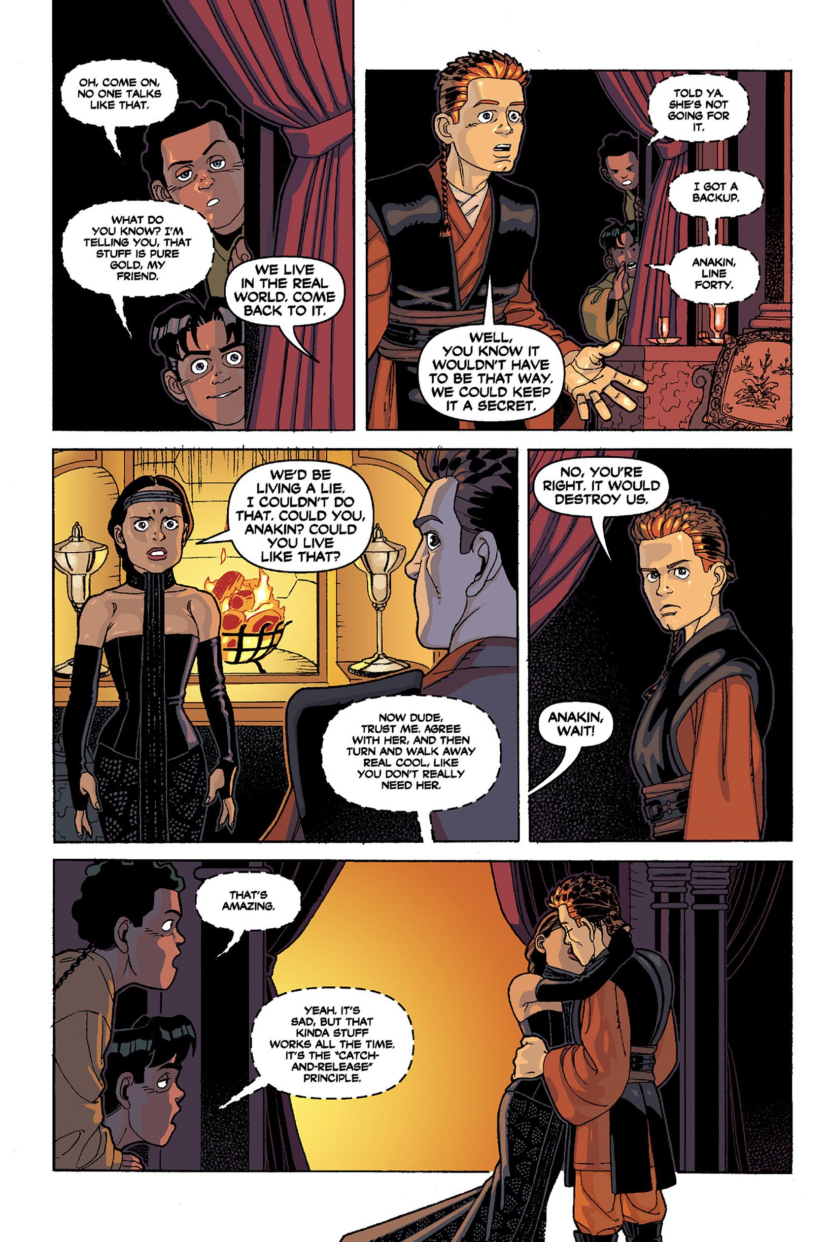 Read online Star Wars Omnibus comic -  Issue # Vol. 30 - 396