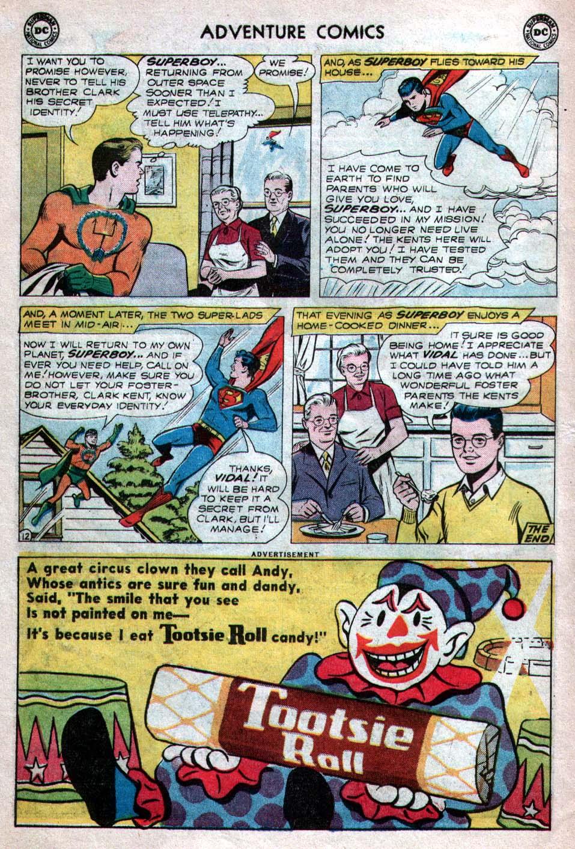 Read online Adventure Comics (1938) comic -  Issue #260 - 14