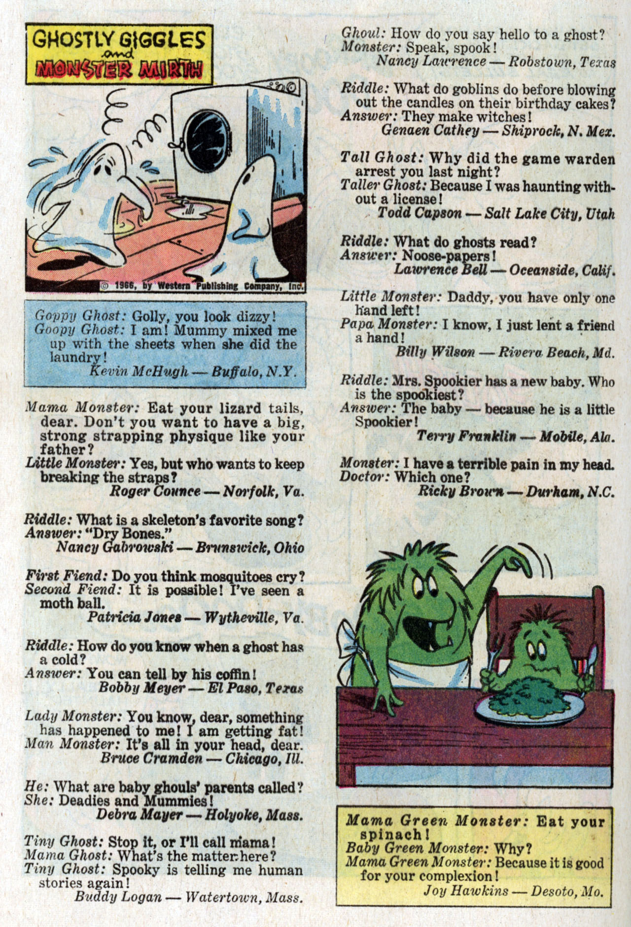 Read online Scooby-Doo... Where Are You! (1970) comic -  Issue #13 - 28