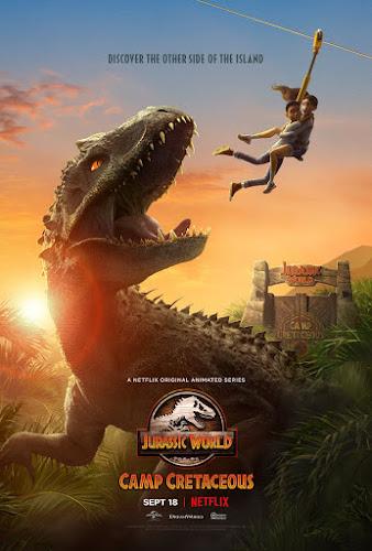 Thế Giới Khủng Long: Trại Kỷ Phấn Trắng 2 - Jurassic World: Camp Cretaceous Season 2