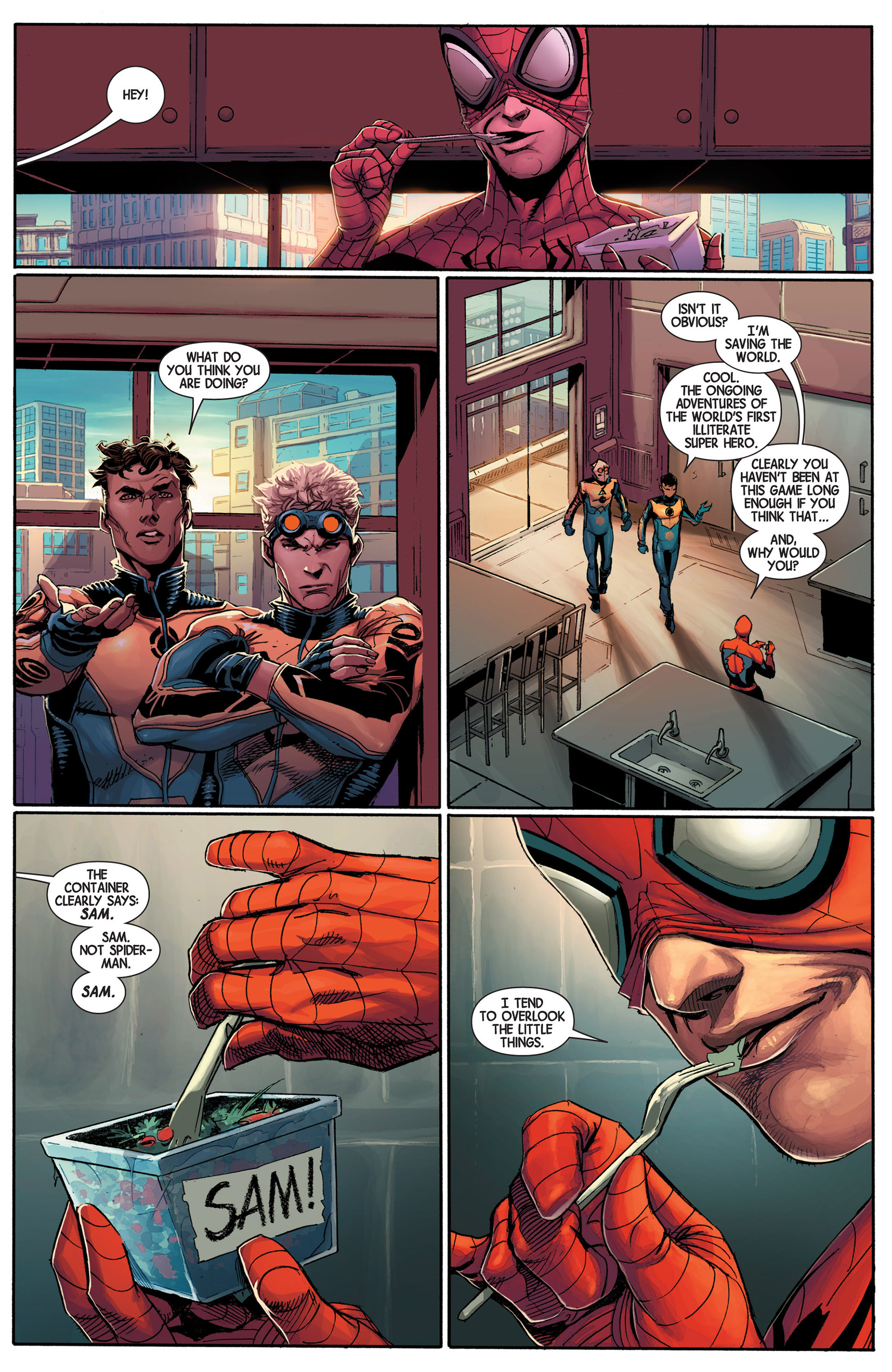Read online Avengers (2013) comic -  Issue #6 - 9