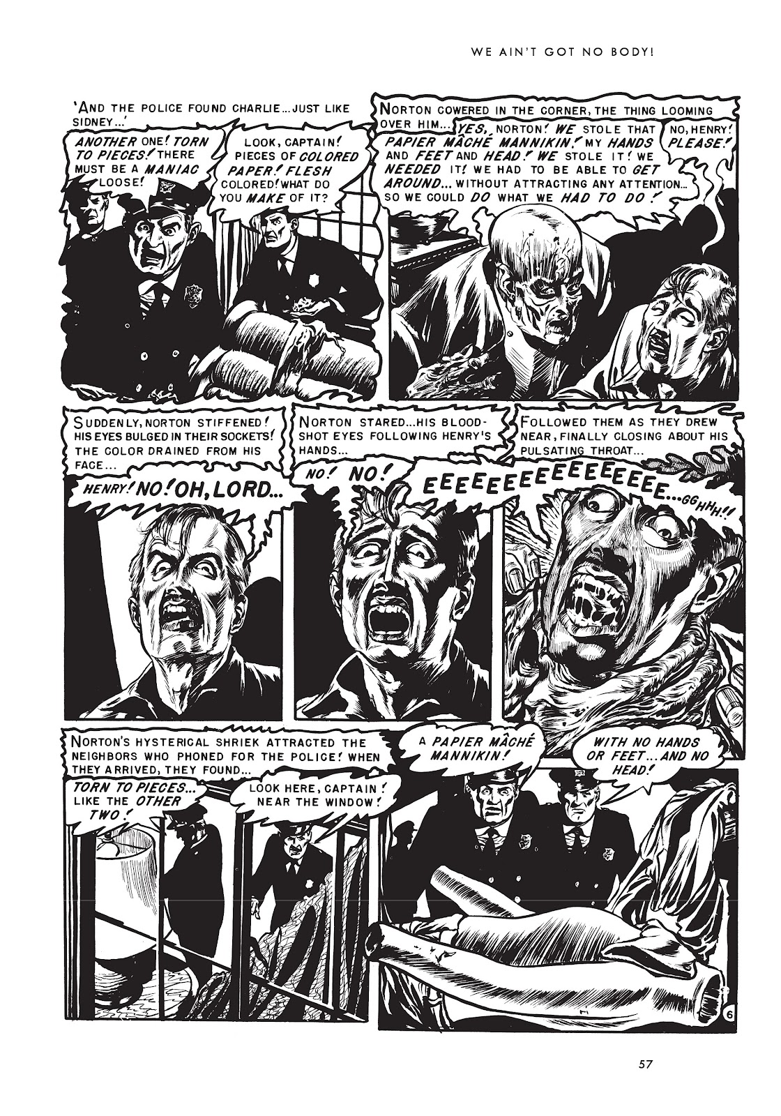Read online Sucker Bait and Other Stories comic -  Issue # TPB (Part 1) - 72
