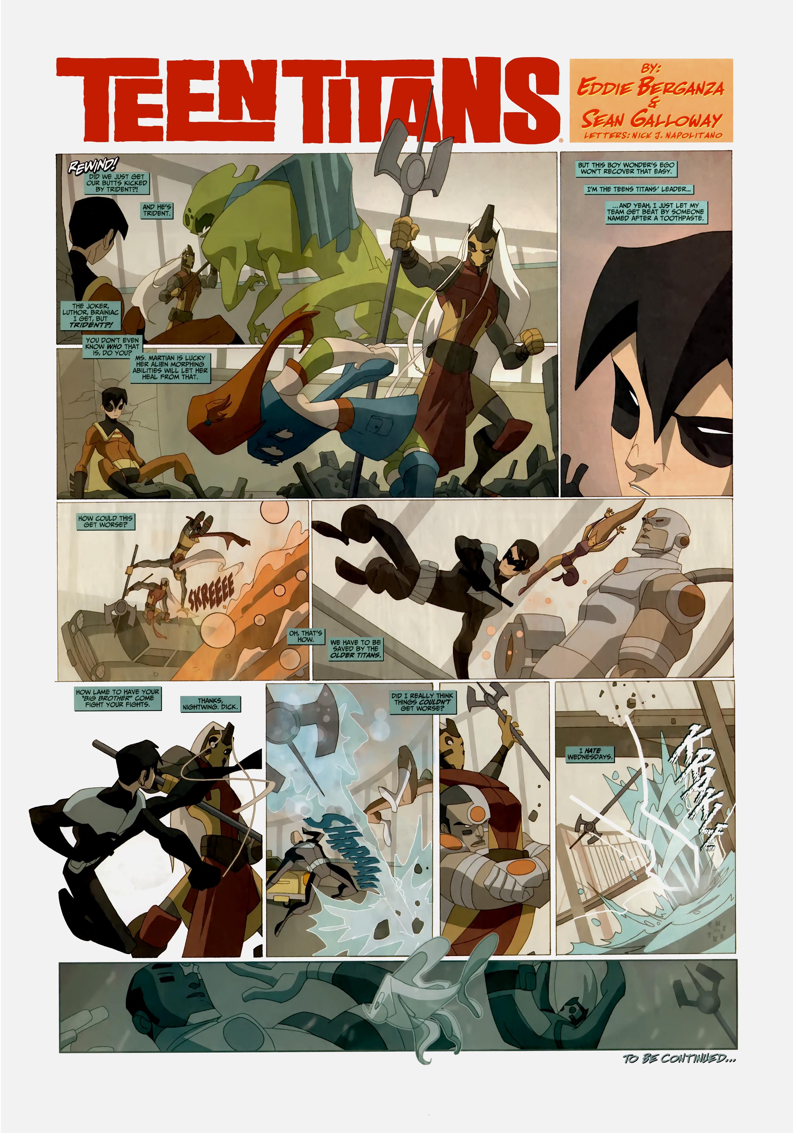 Read online Wednesday Comics comic -  Issue #2 - 8