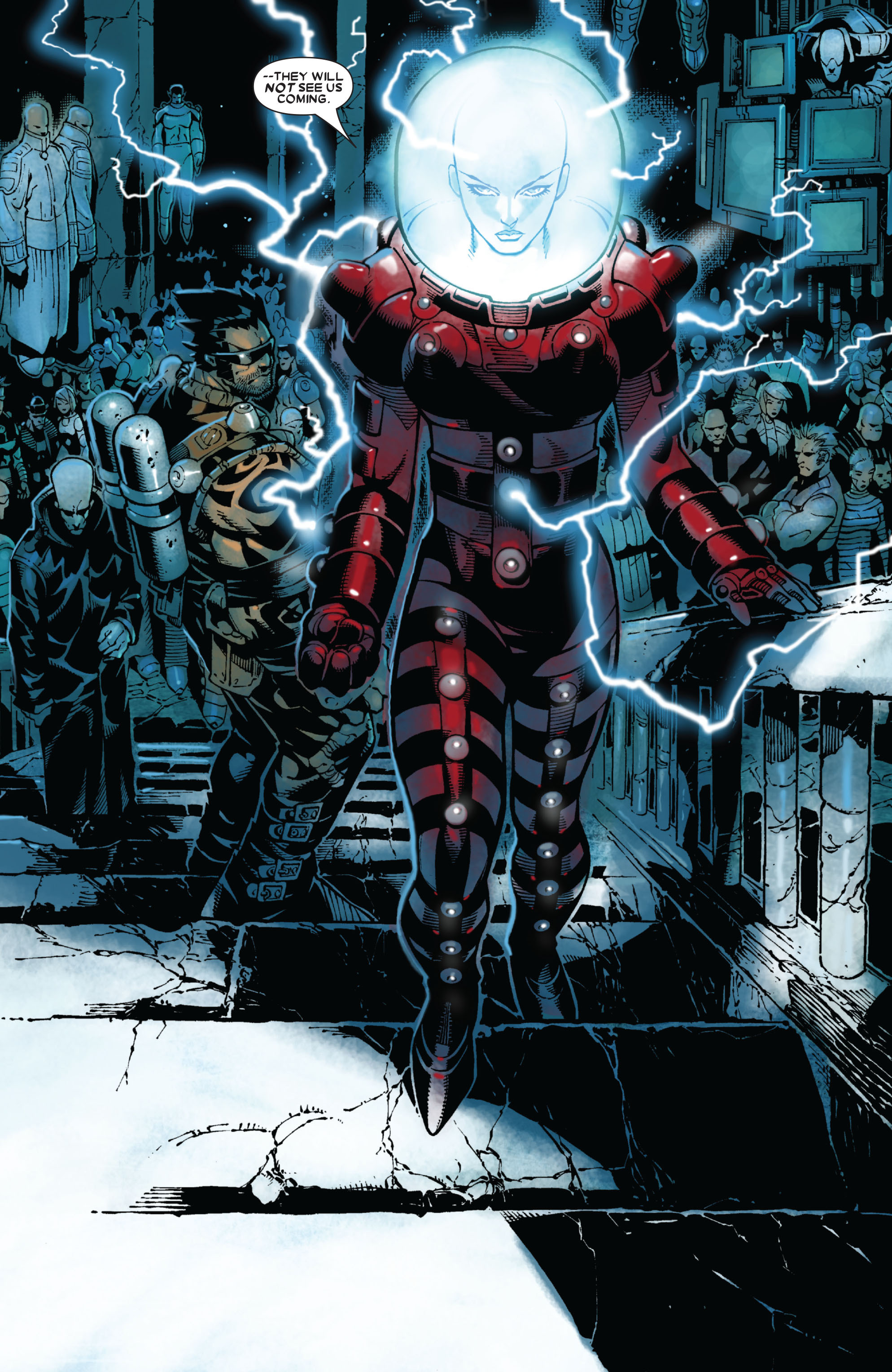 X-Men (1991) 193 Page 21