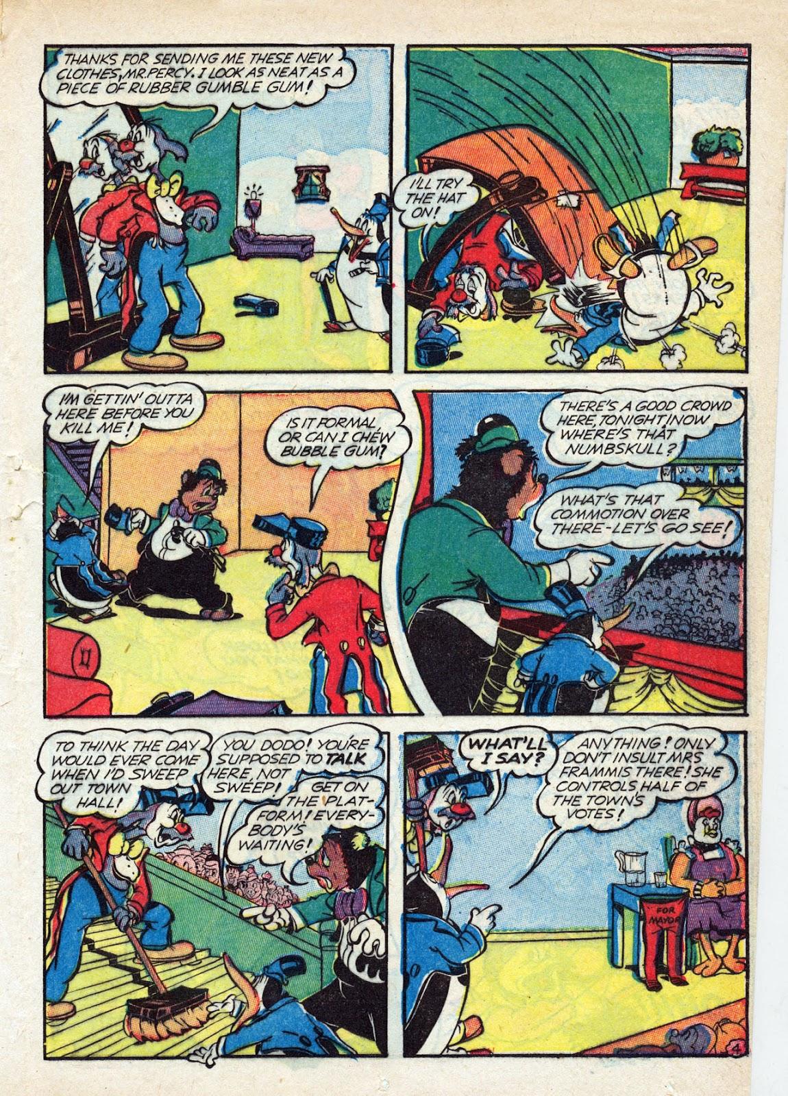 Read online Comedy Comics (1942) comic -  Issue #13 - 40