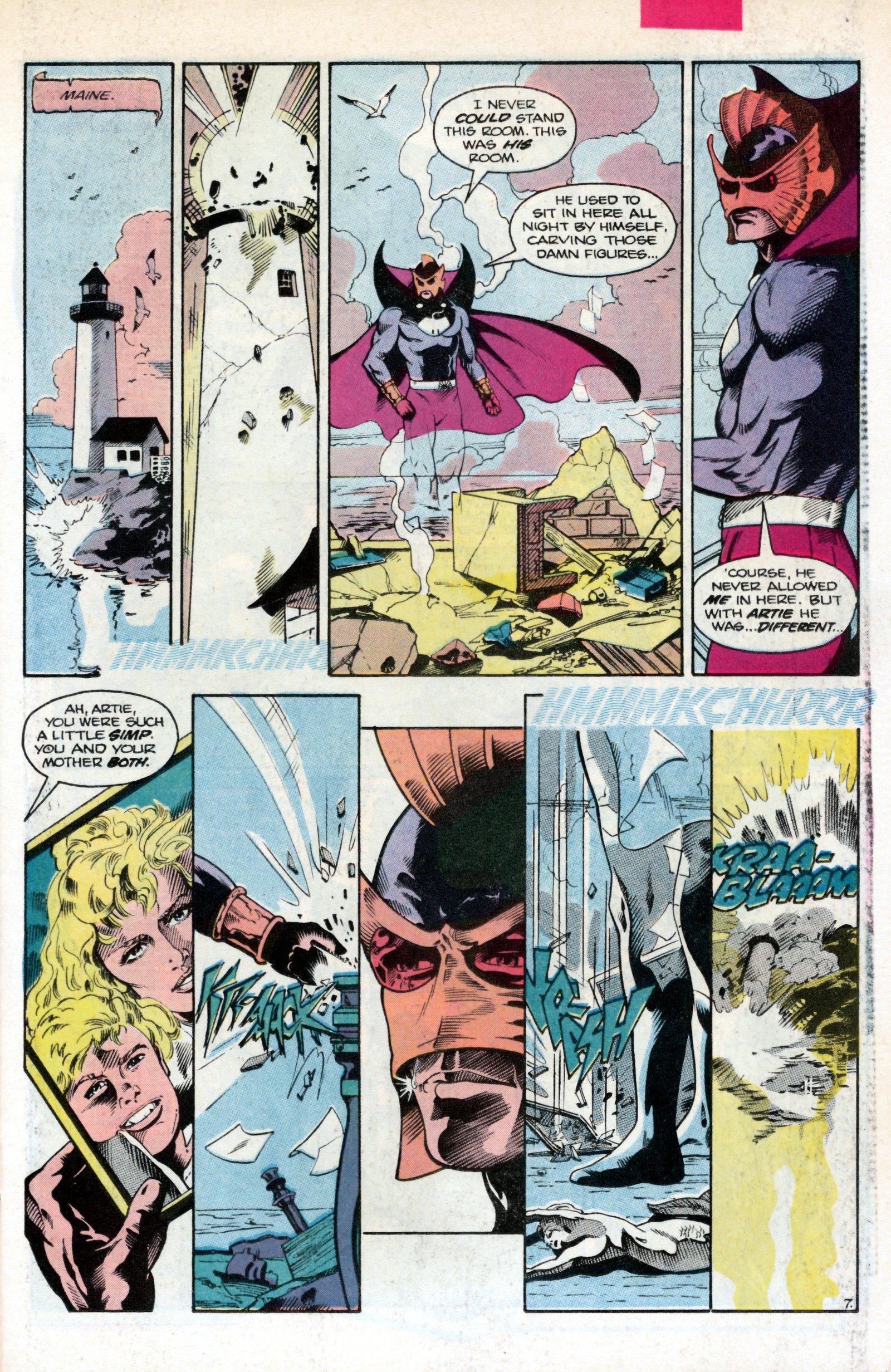 Read online Aquaman (1986) comic -  Issue #2 - 11