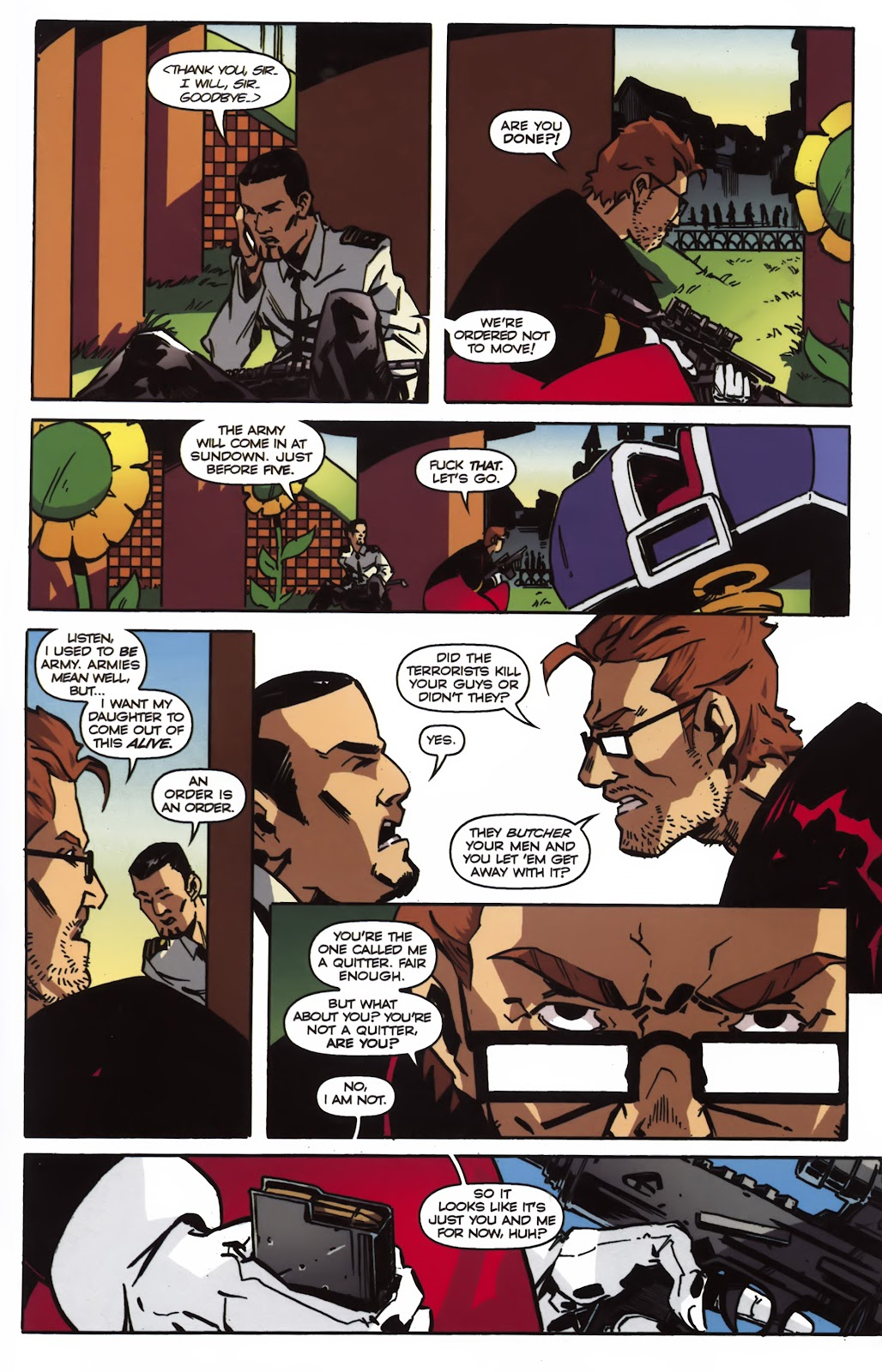 Read online Ricky Rouse Has A Gun comic -  Issue # TPB (Part 2) - 26