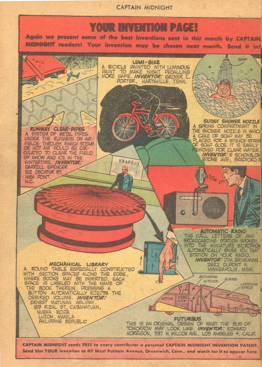 Captain Midnight (1942) issue 61 - Page 14