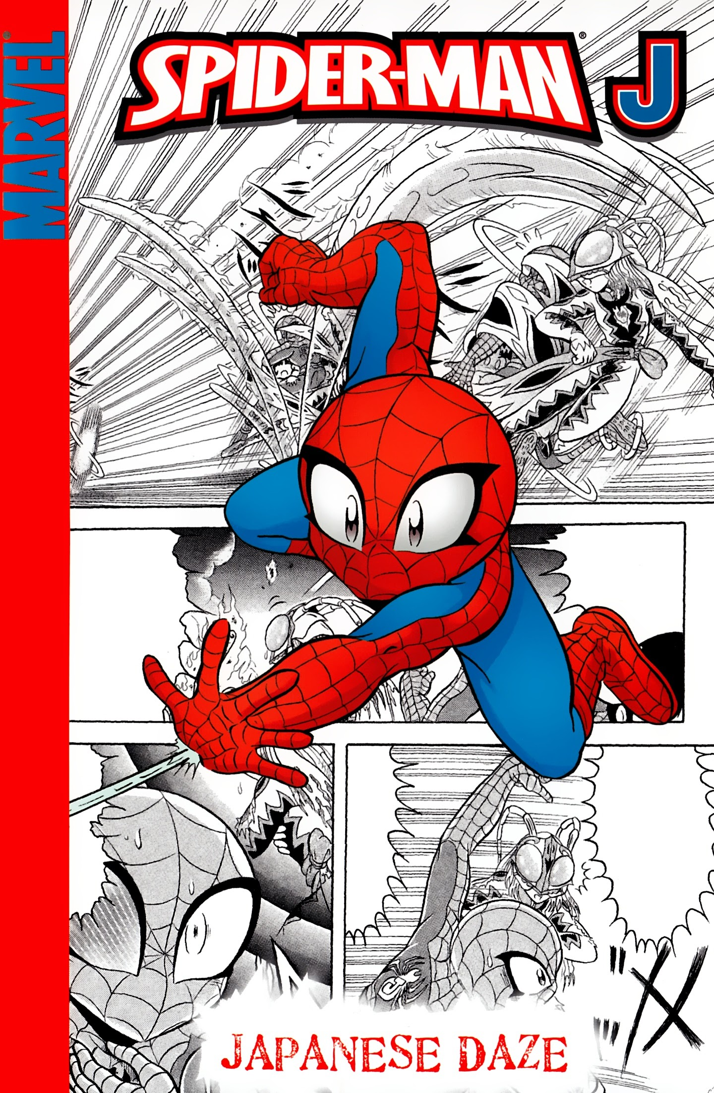 Spider-Man J #TPB_2 #2 - English 1
