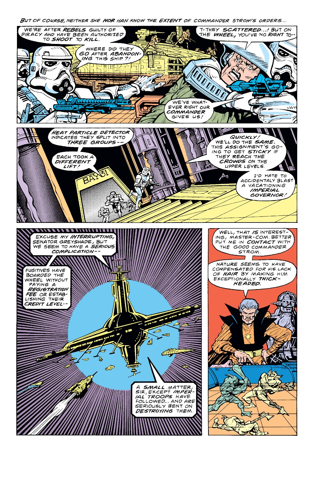 Read online Star Wars Legends: The Original Marvel Years - Epic Collection comic -  Issue # TPB 1 (Part 4) - 29