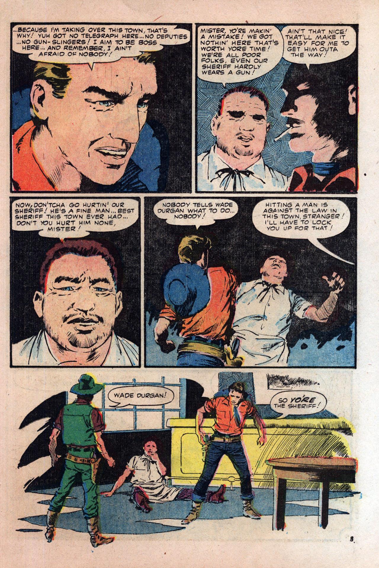 Read online Two-Gun Kid comic -  Issue #30 - 23