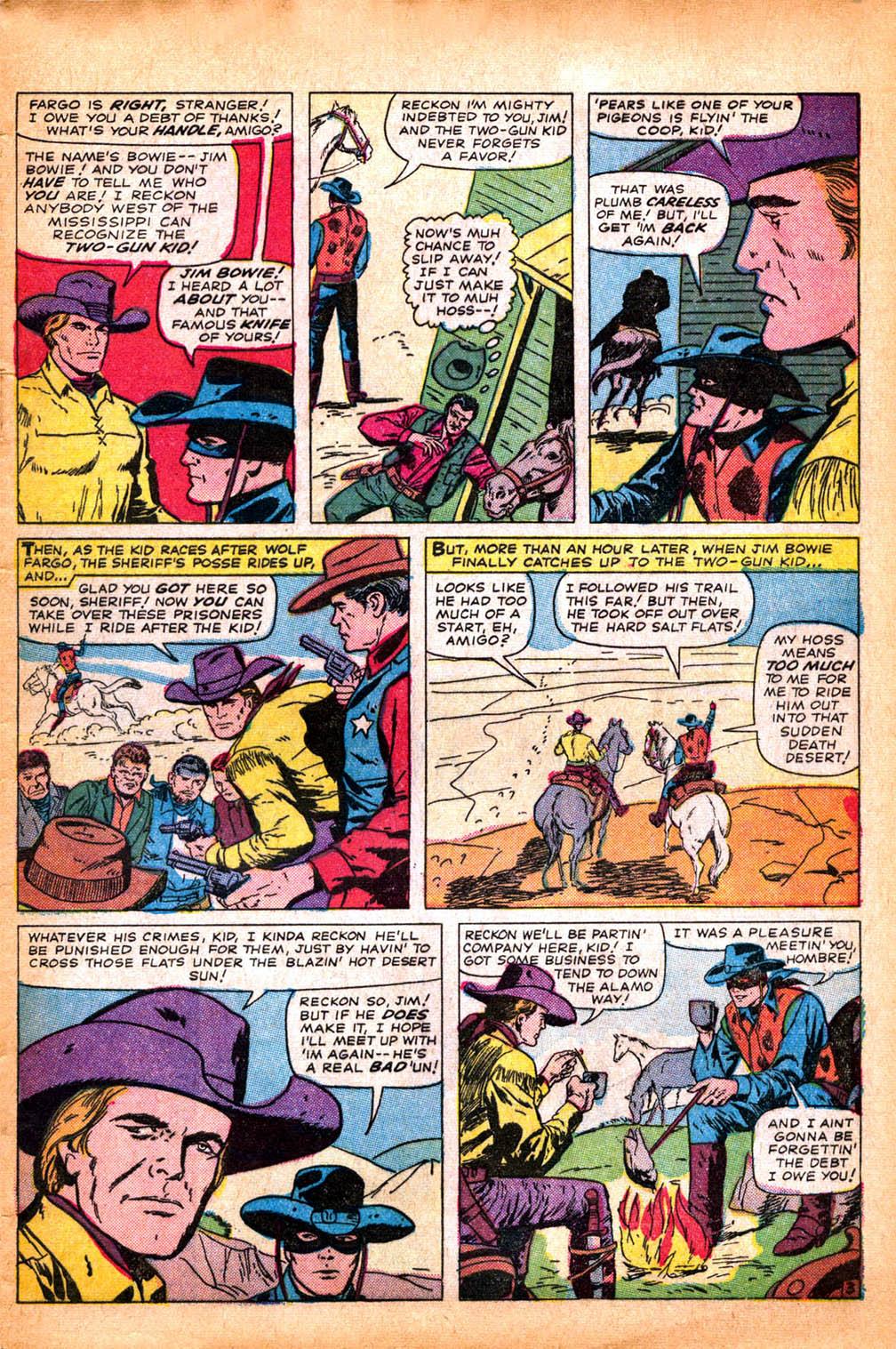 Read online Two-Gun Kid comic -  Issue #75 - 5