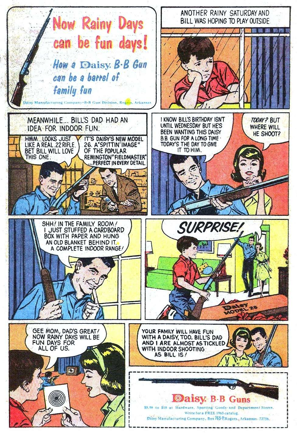 Read online Archie (1960) comic -  Issue #158 - 34