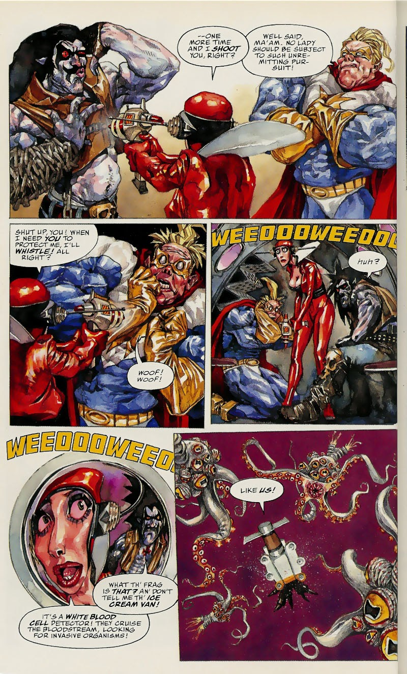 Lobo: Fragtastic Voyage issue Full - Page 17