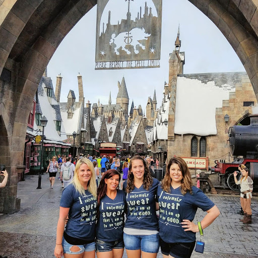 harry potter themed bachelorette party universal studios wizarding world of harry potter bridal part shirts