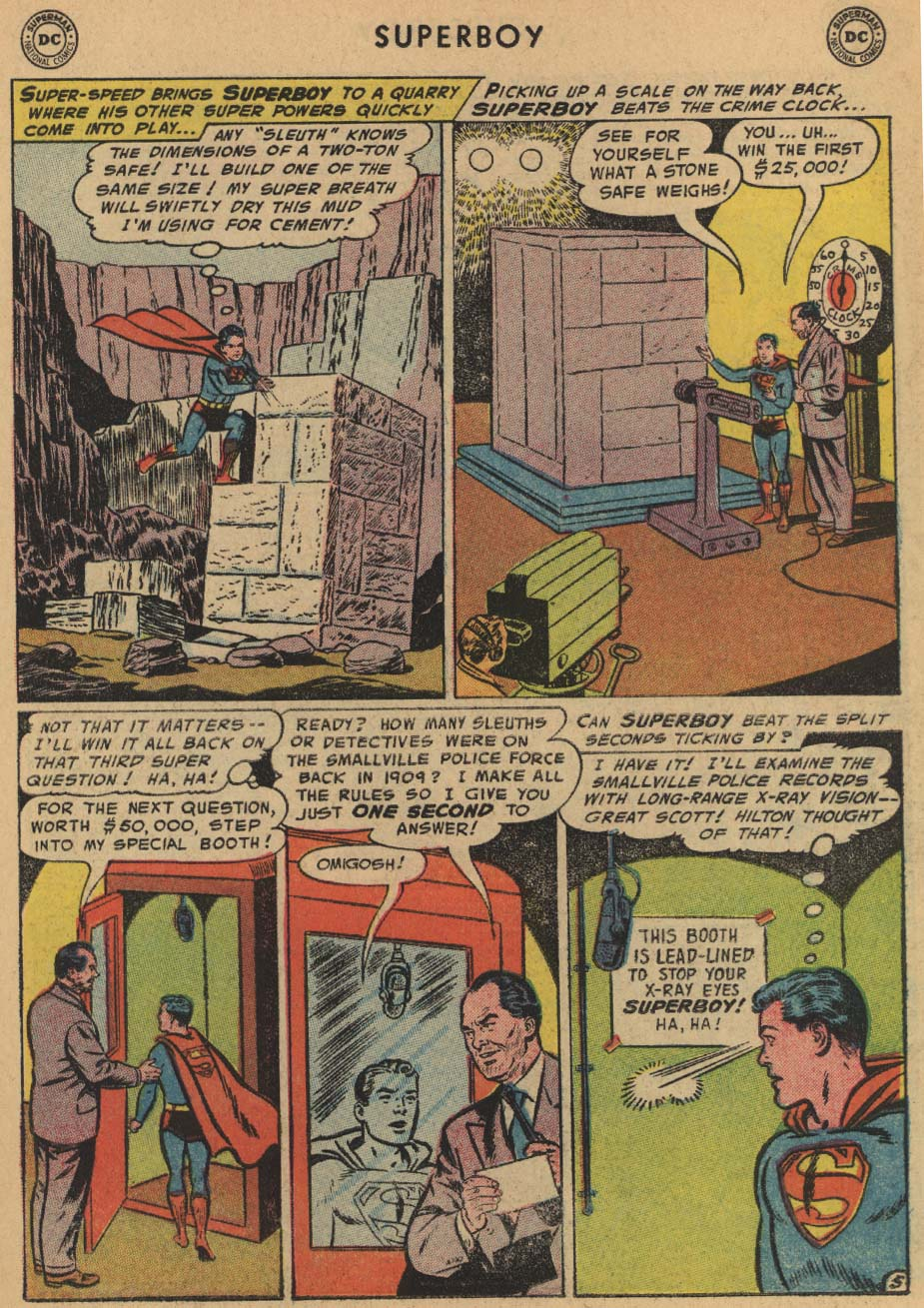 Superboy (1949) issue 47 - Page 15