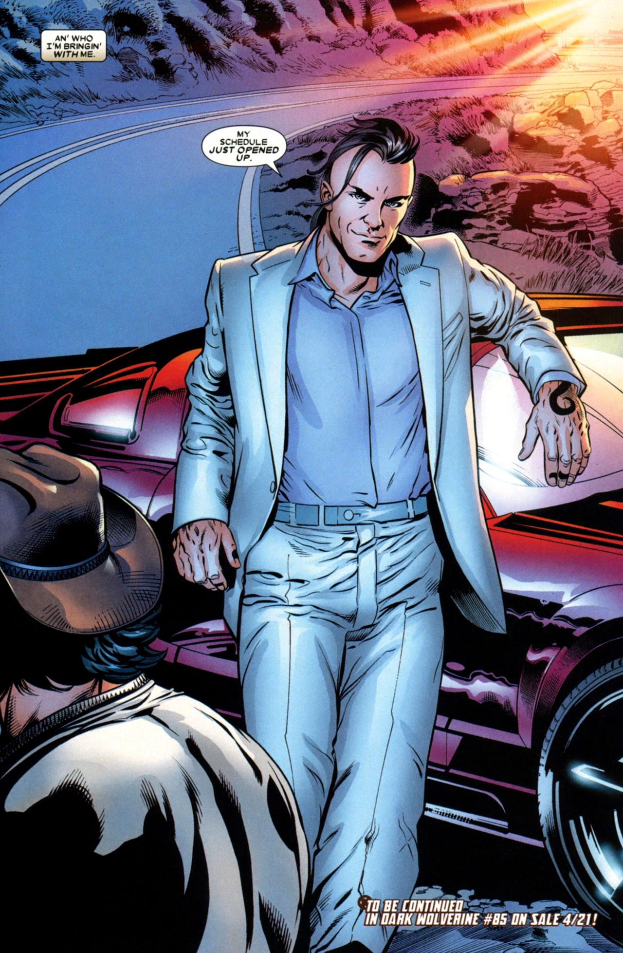Read online Wolverine: Origins comic -  Issue #46 - 24