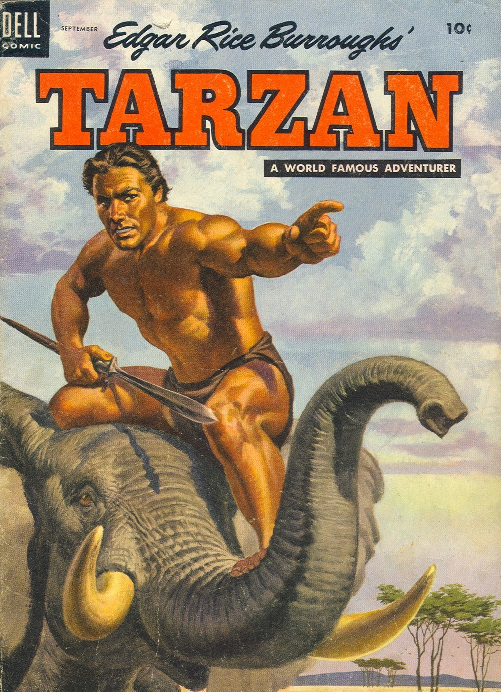 Tarzan (1948) issue 60 - Page 1