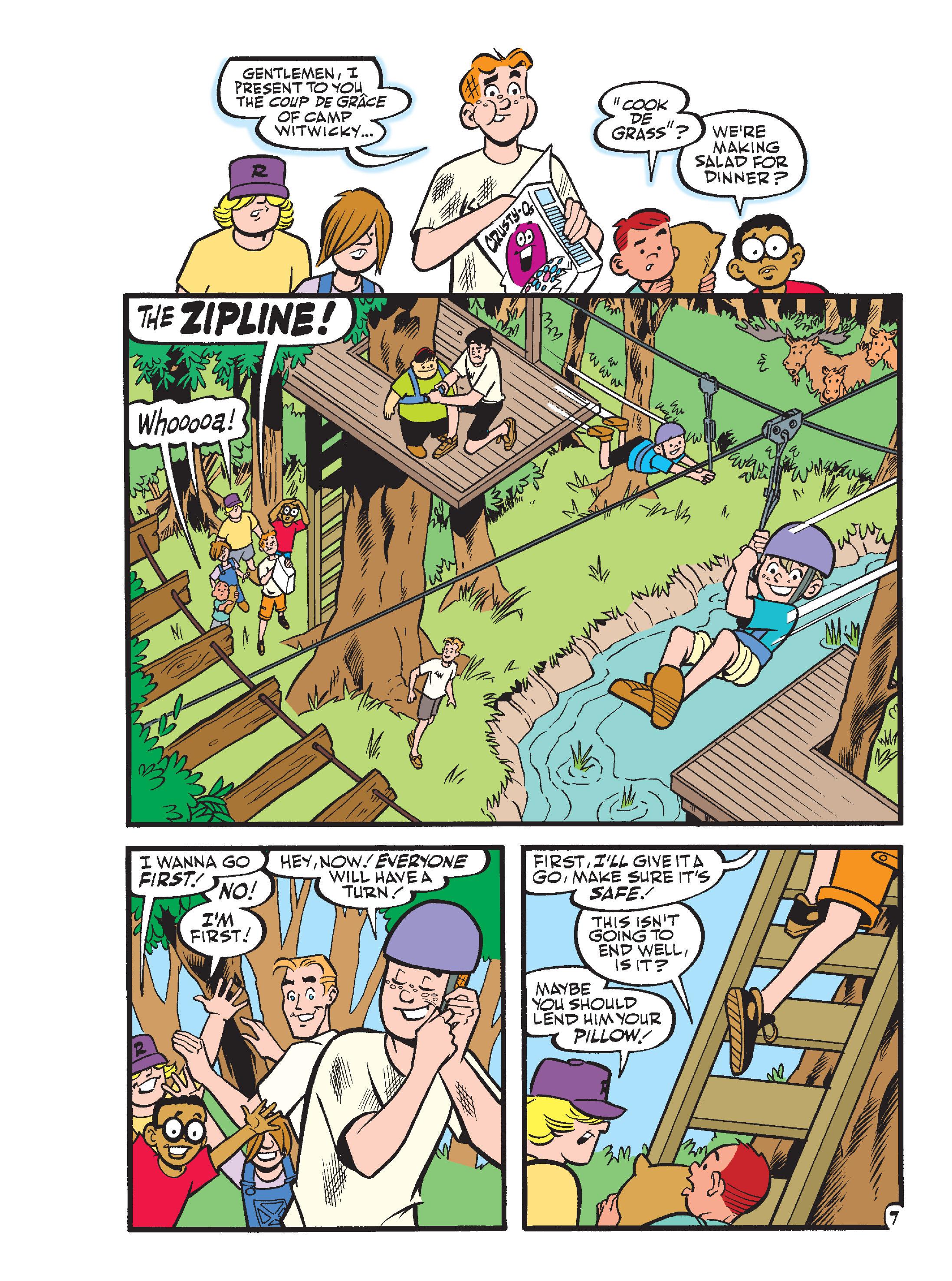 Read online Archie Giant Comics Collection comic -  Issue #Archie Giant Comics Collection TPB (Part 1) - 8