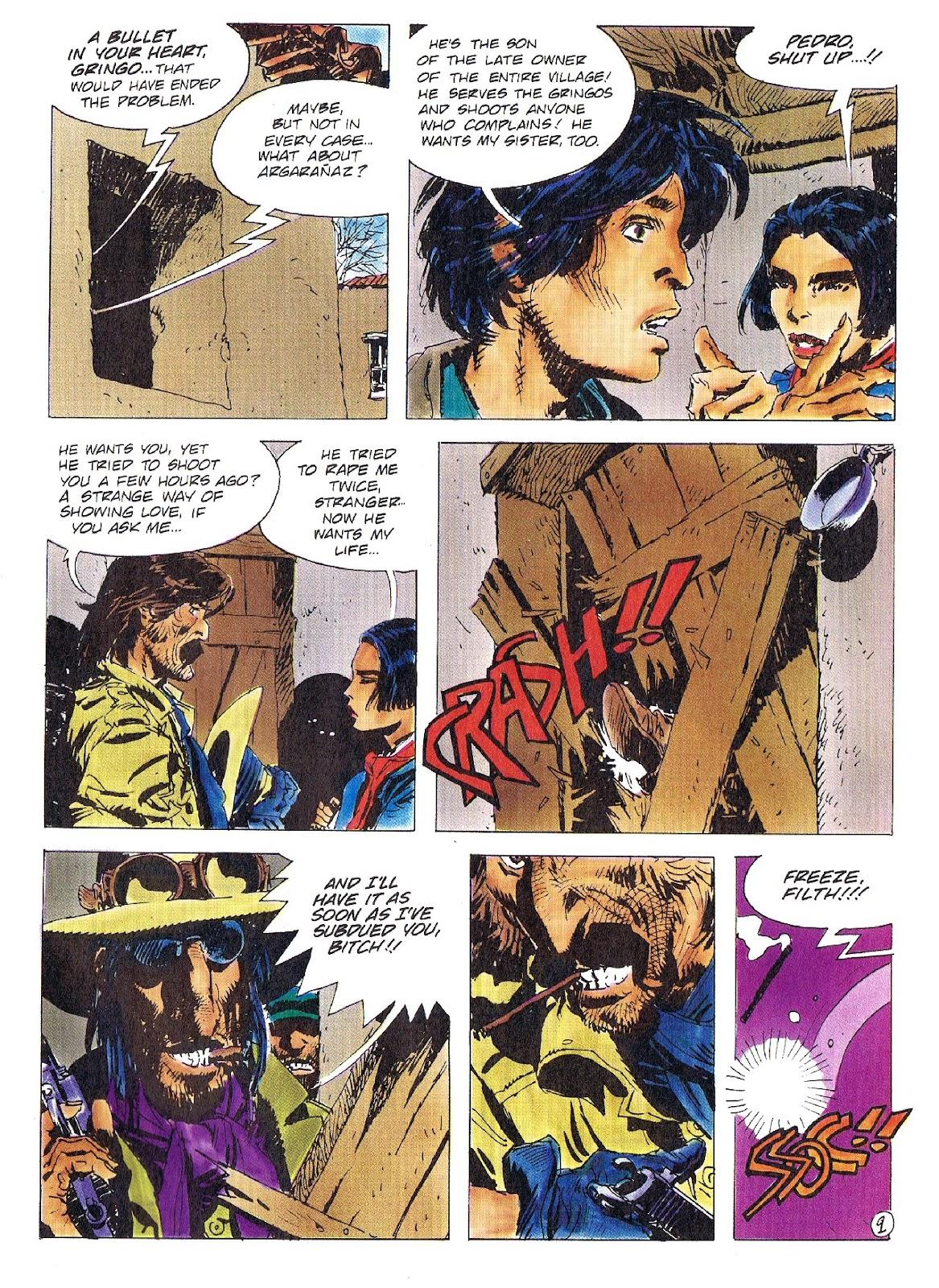 Read online Merchants of Death comic -  Issue #4 - 27