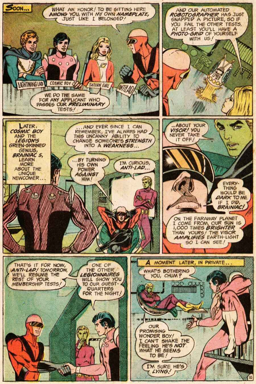 Superboy (1949) issue 204 - Page 11