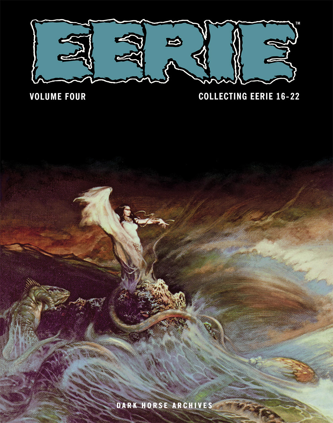 Read online Eerie Archives comic -  Issue # TPB 4 - 1