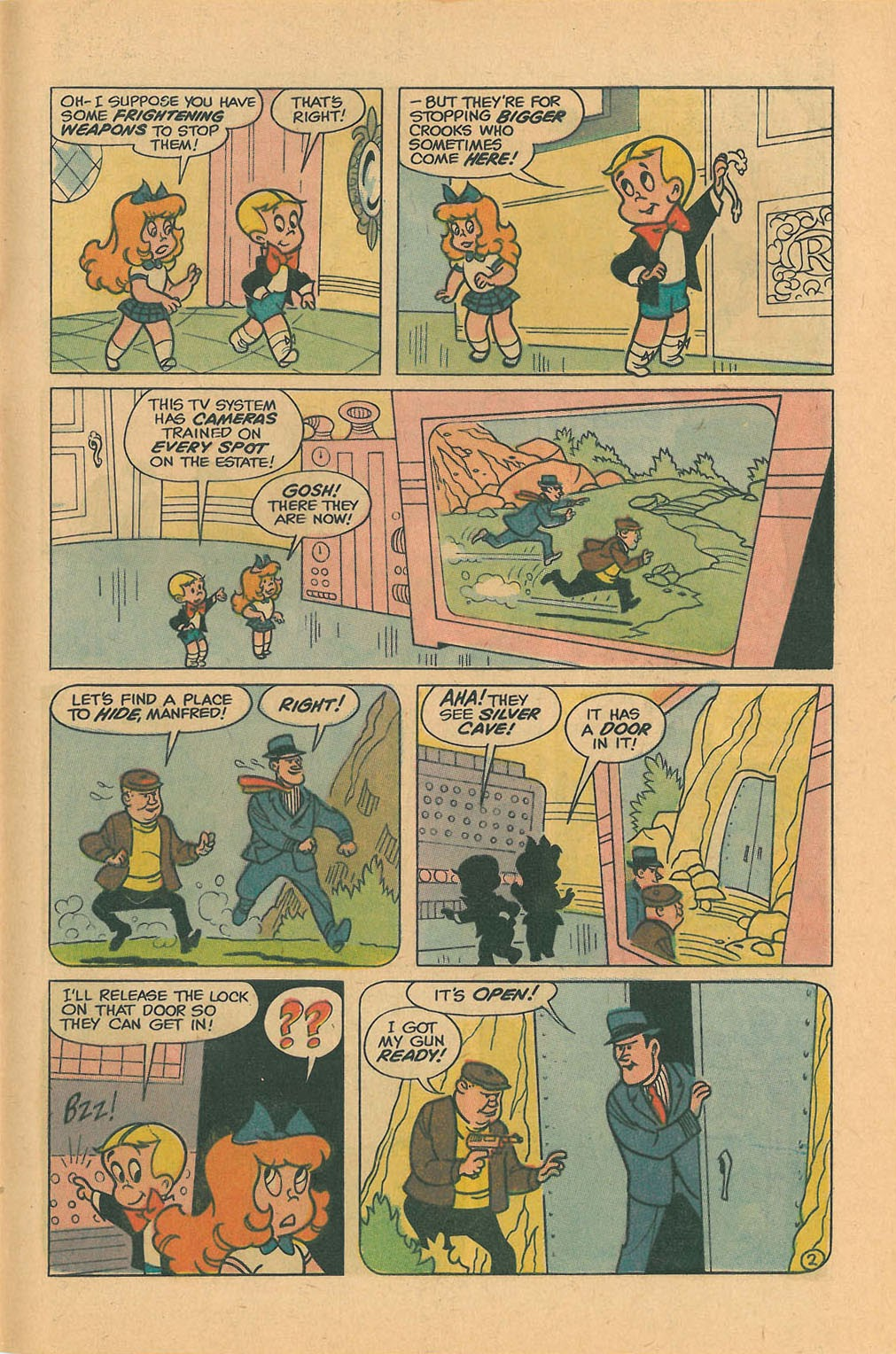 Little Dot (1953) issue 115 - Page 29