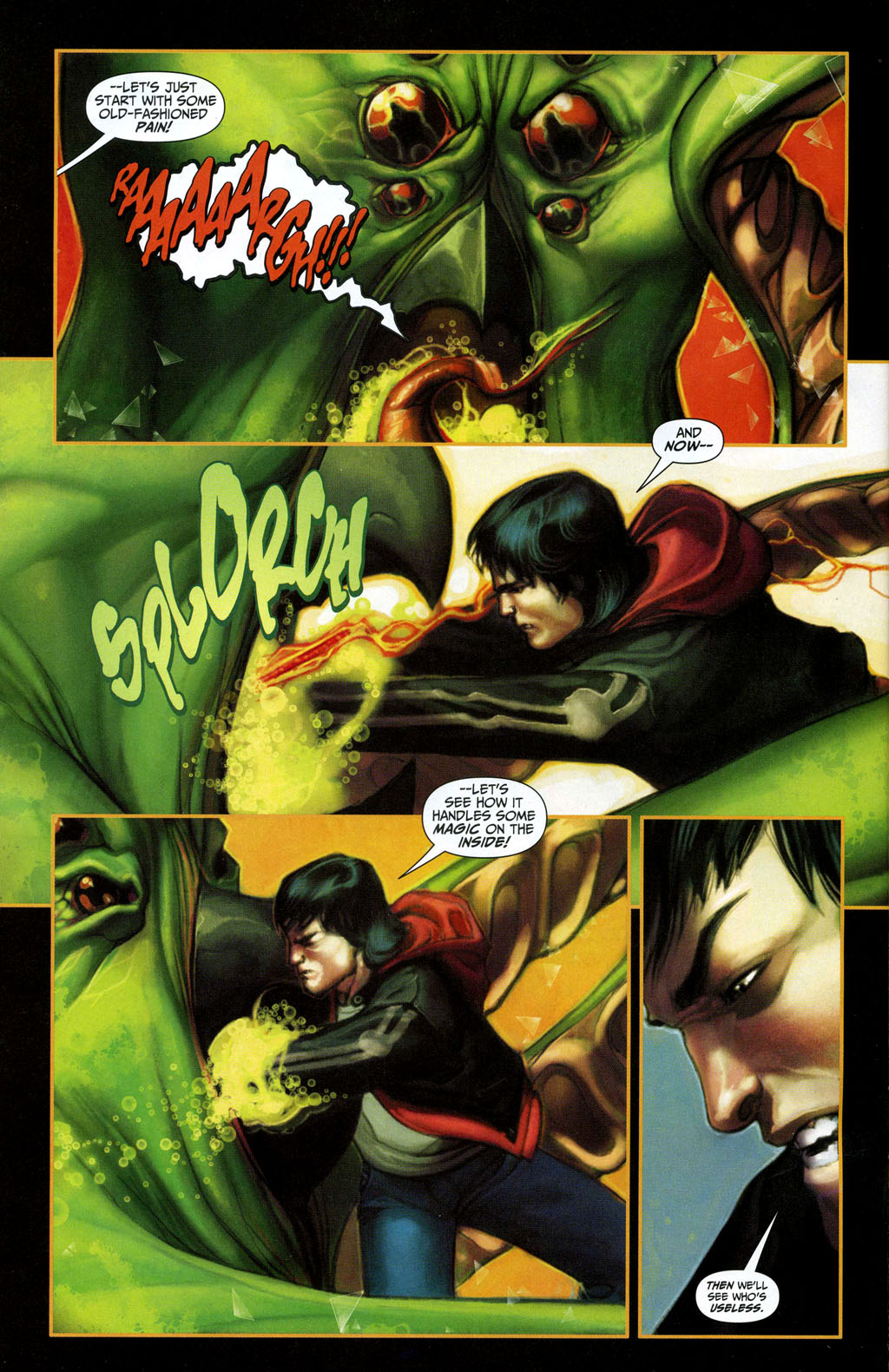 Read online Trials of Shazam comic -  Issue #3 - 6