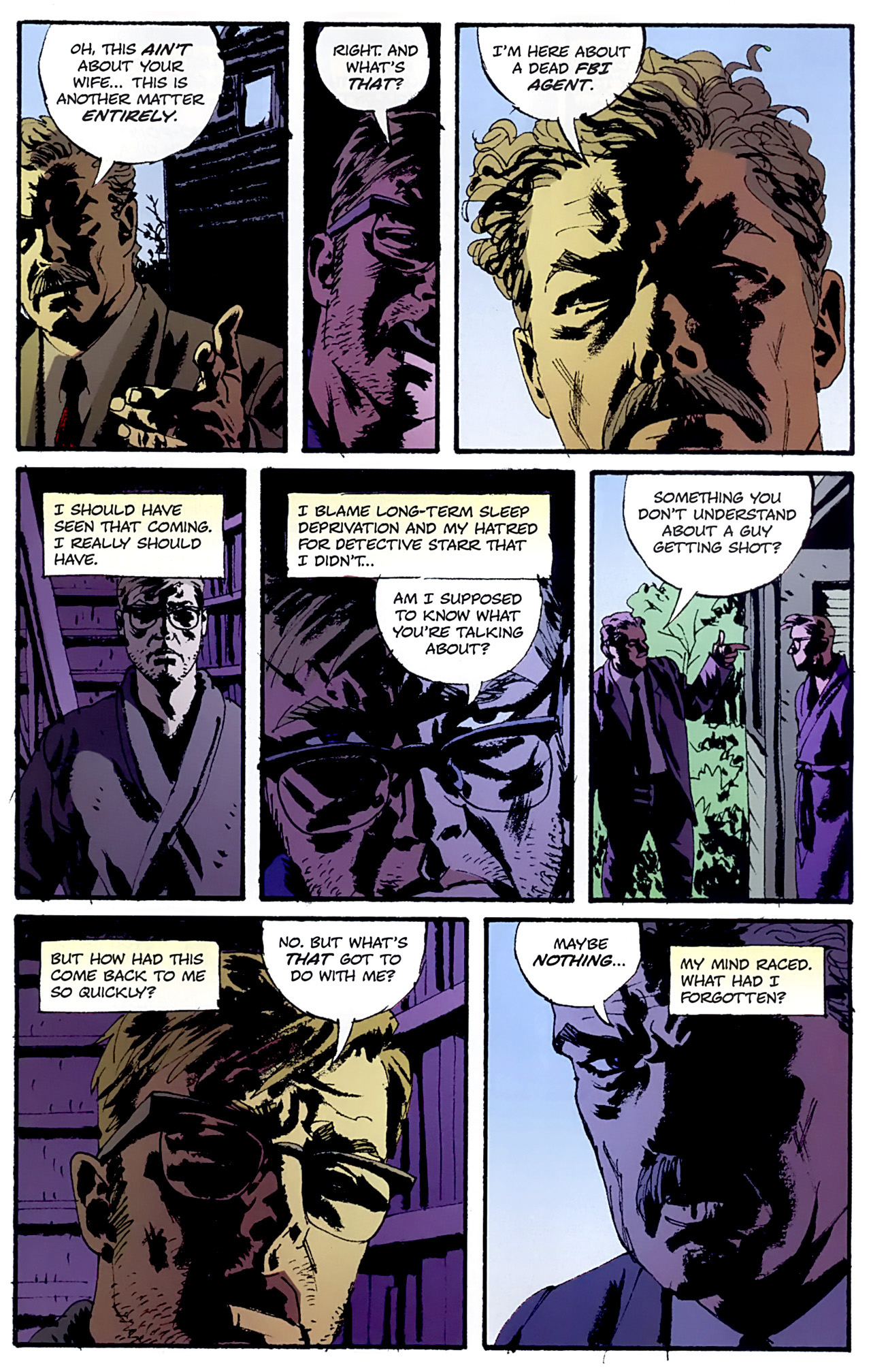 Read online Criminal (2008) comic -  Issue #6 - 15
