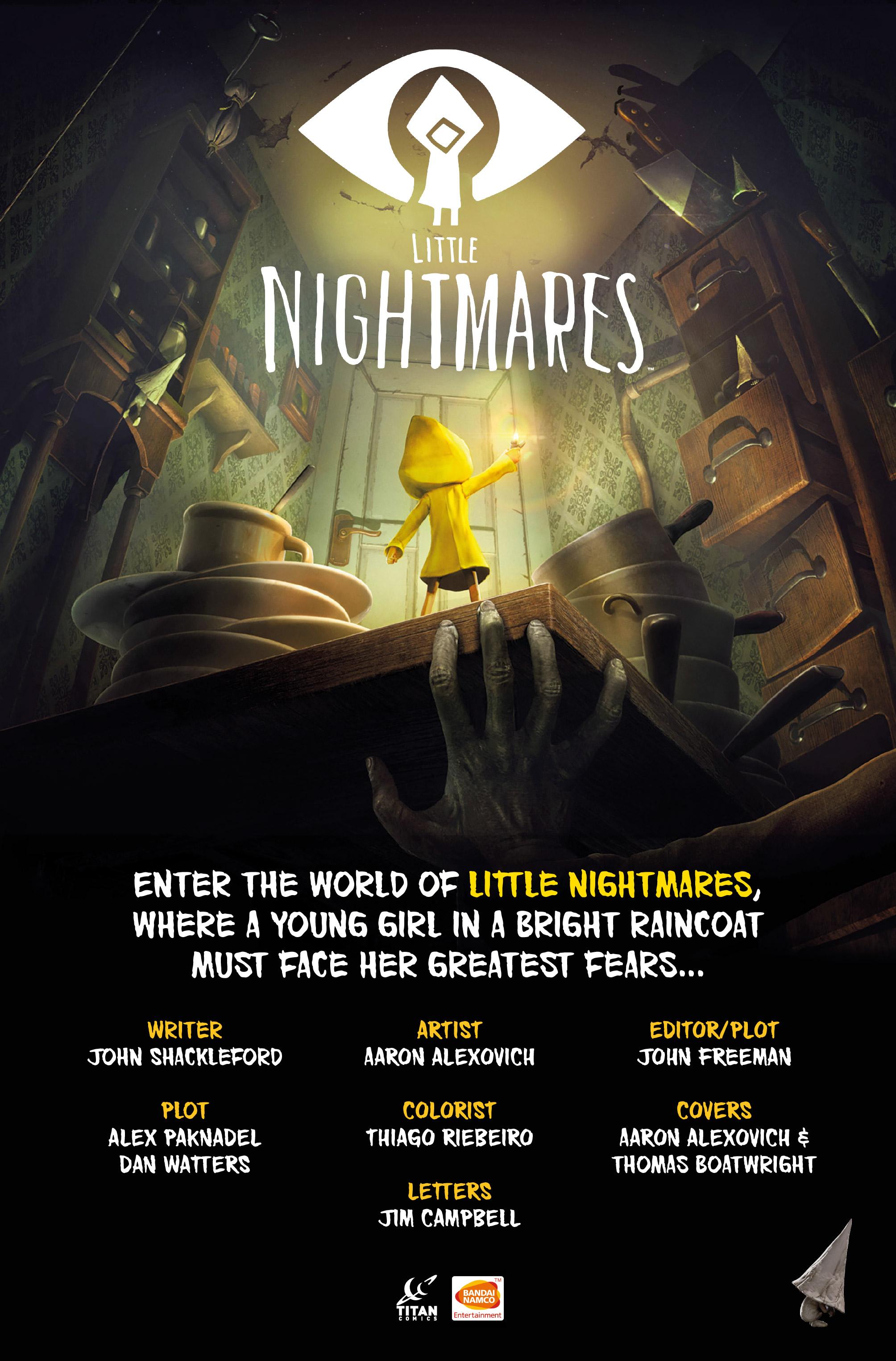 Read online Little Nightmares comic -  Issue #1 - 2