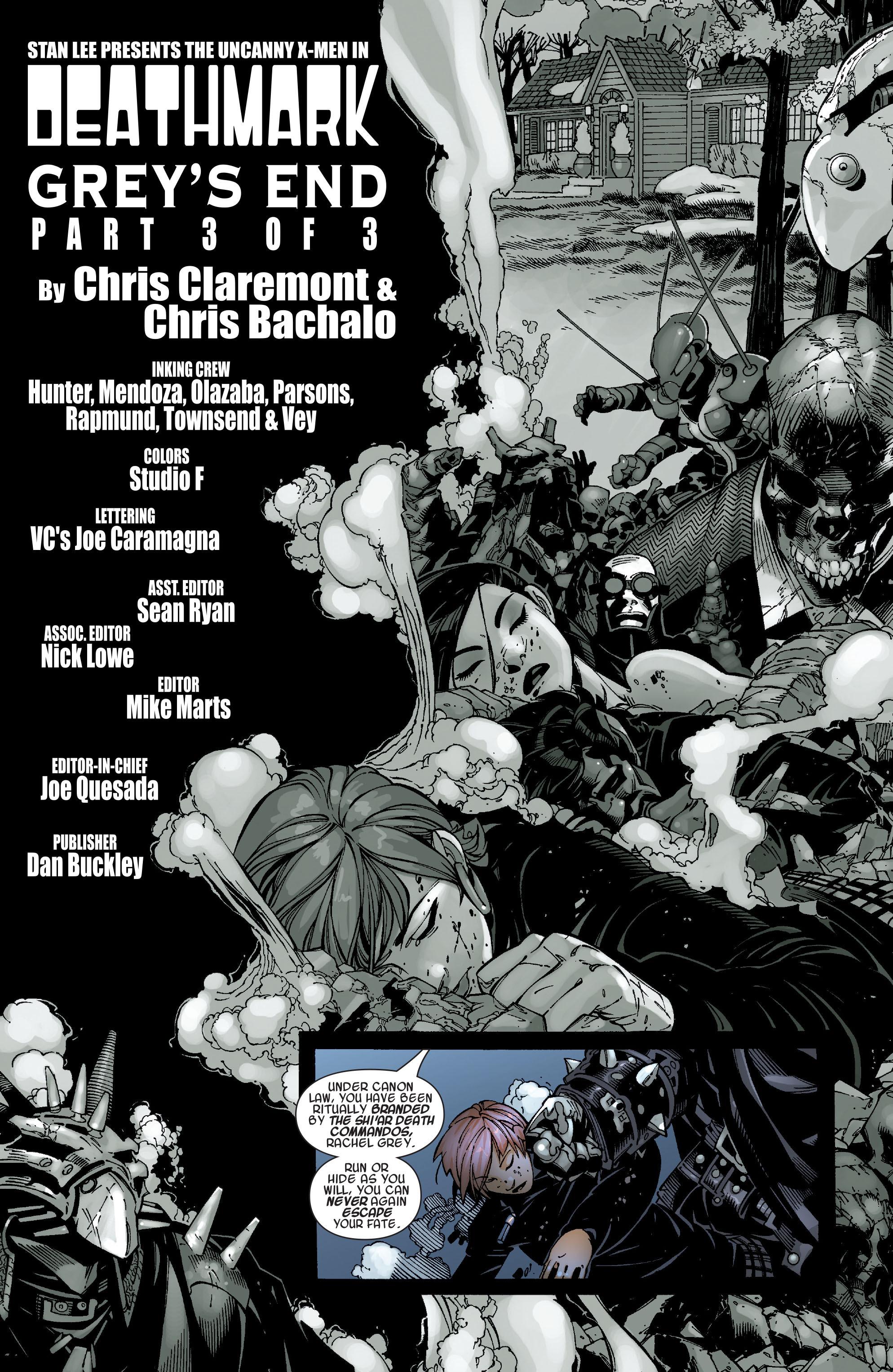 Read online Uncanny X-Men (1963) comic -  Issue #468 - 3
