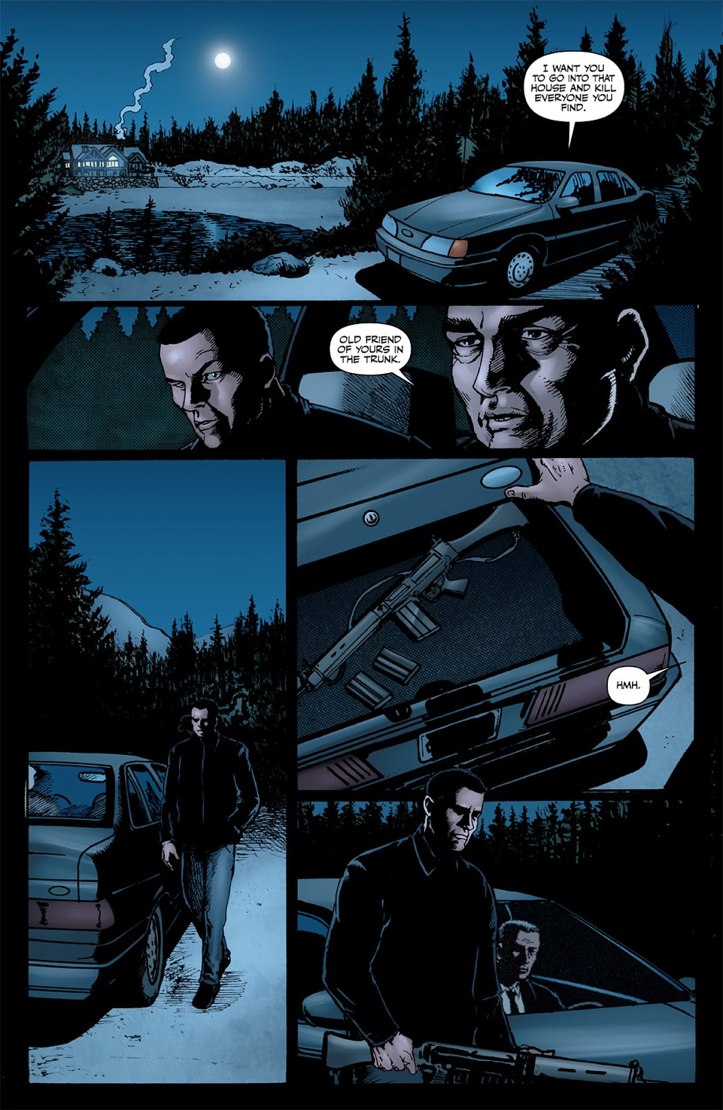 Read online The Boys: Butcher, Baker, Candlestickmaker comic -  Issue #5 - 16