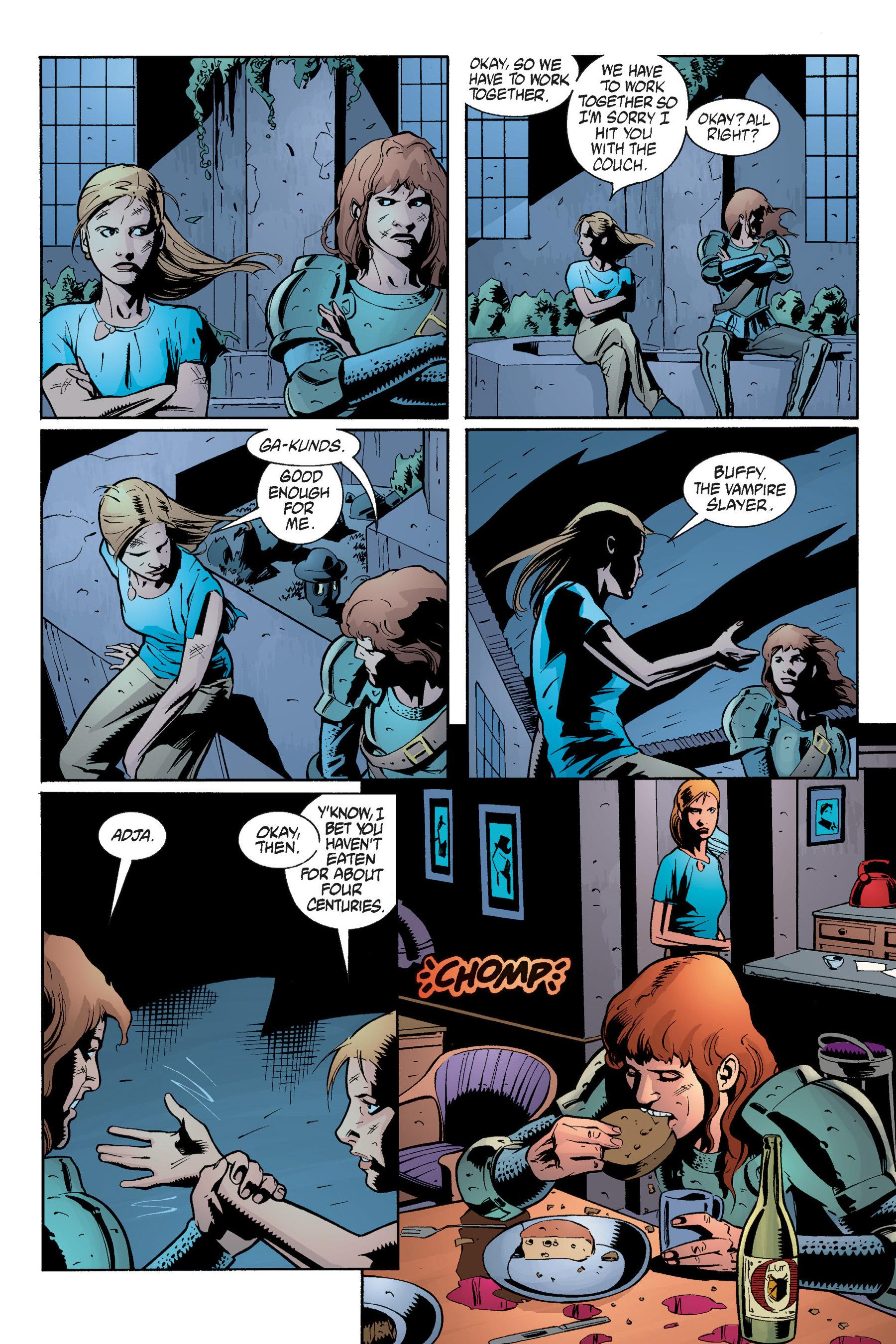 Read online Buffy the Vampire Slayer: Omnibus comic -  Issue # TPB 5 - 258