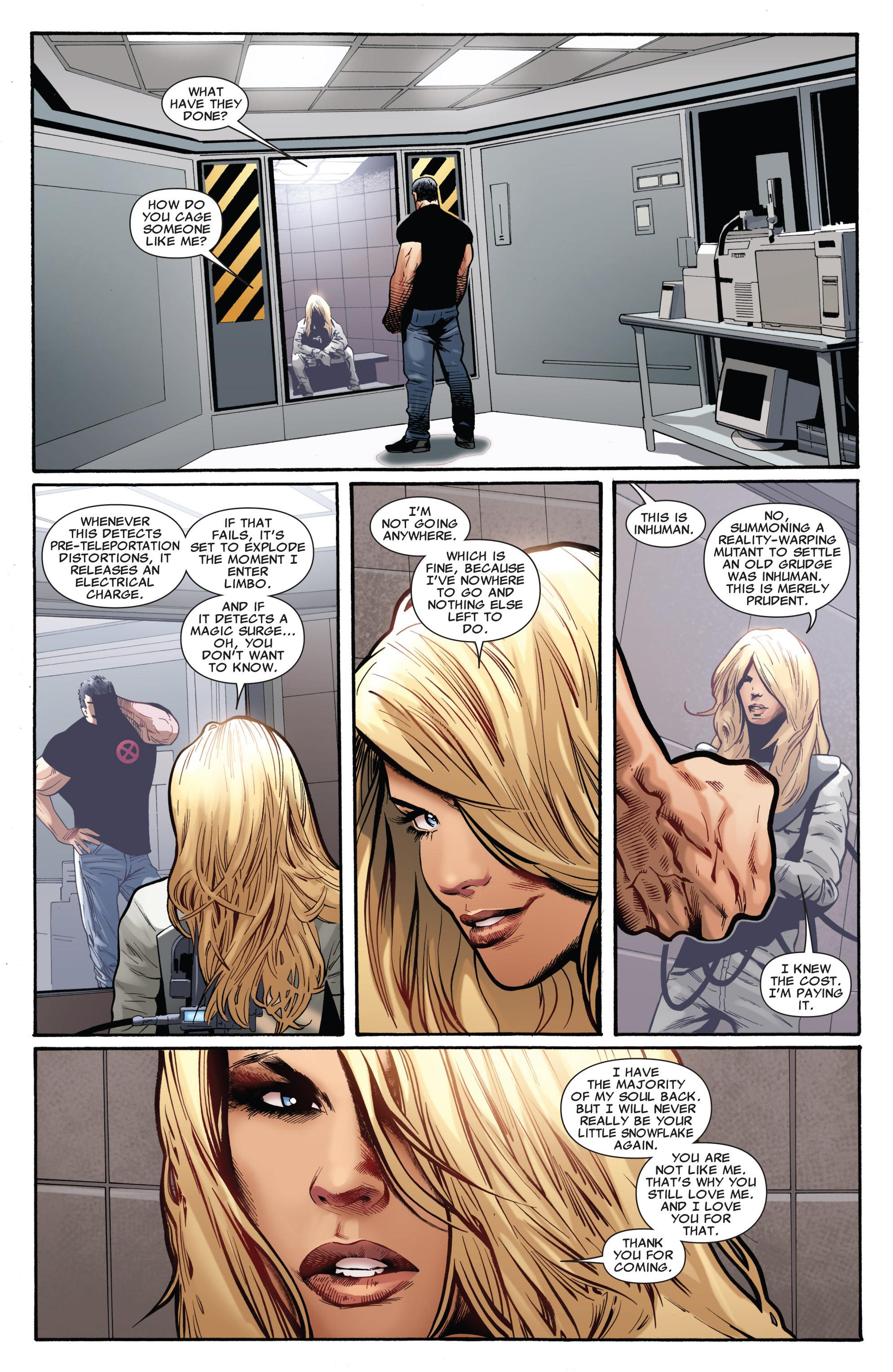 Read online Uncanny X-Men (1963) comic -  Issue #540 - 15