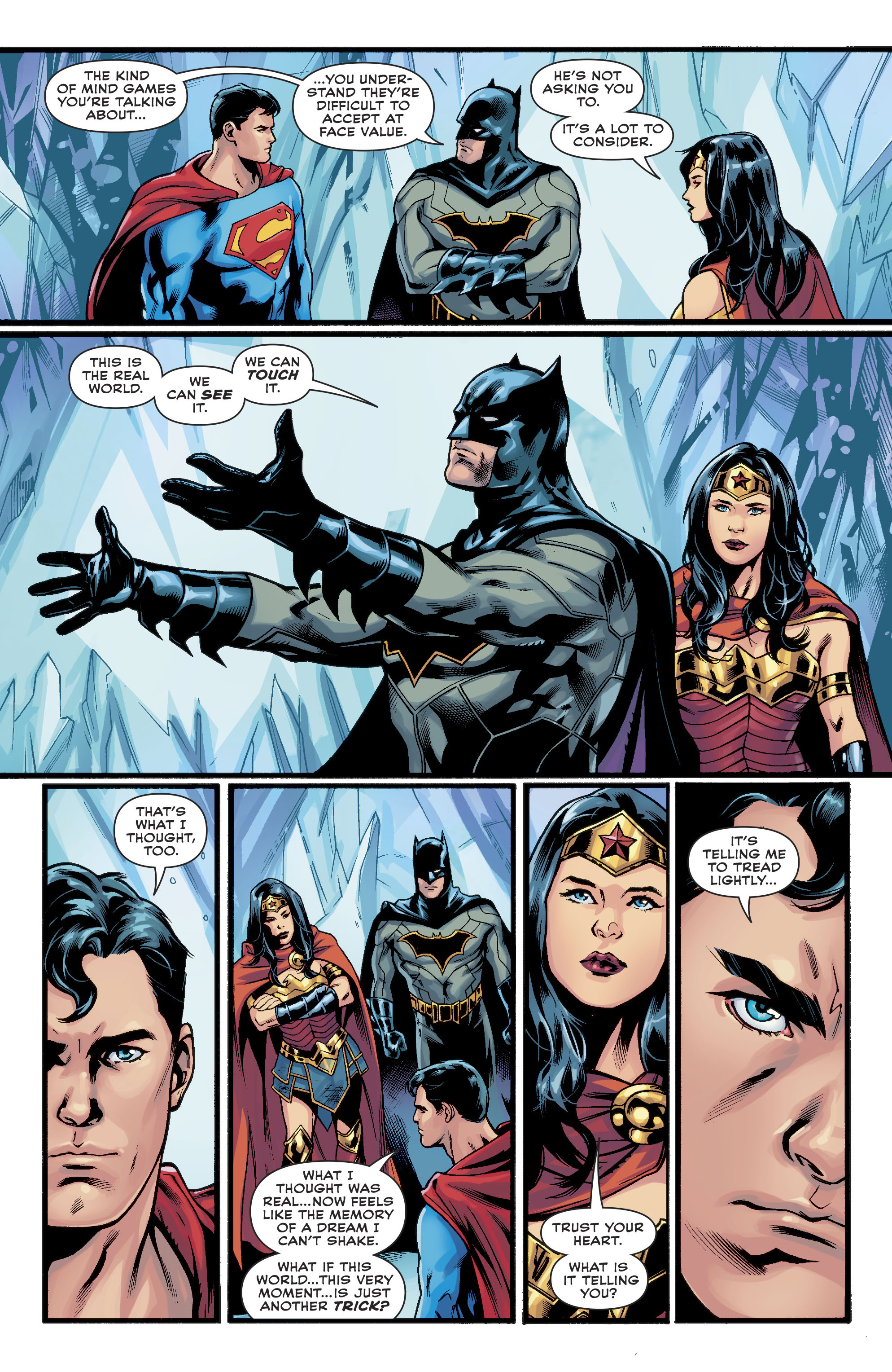 Read online Trinity (2016) comic -  Issue #8 - 15