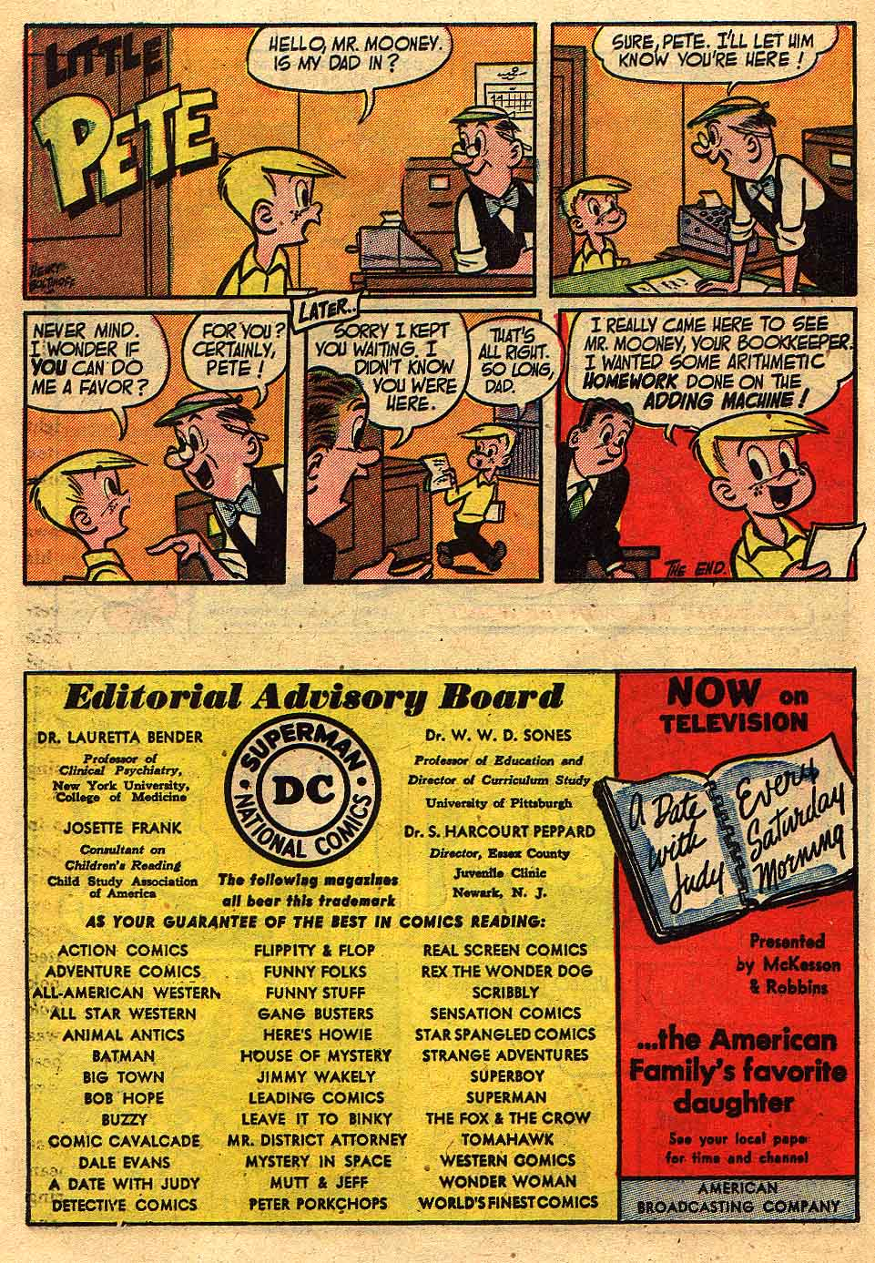Read online Adventure Comics (1938) comic -  Issue #175 - 30
