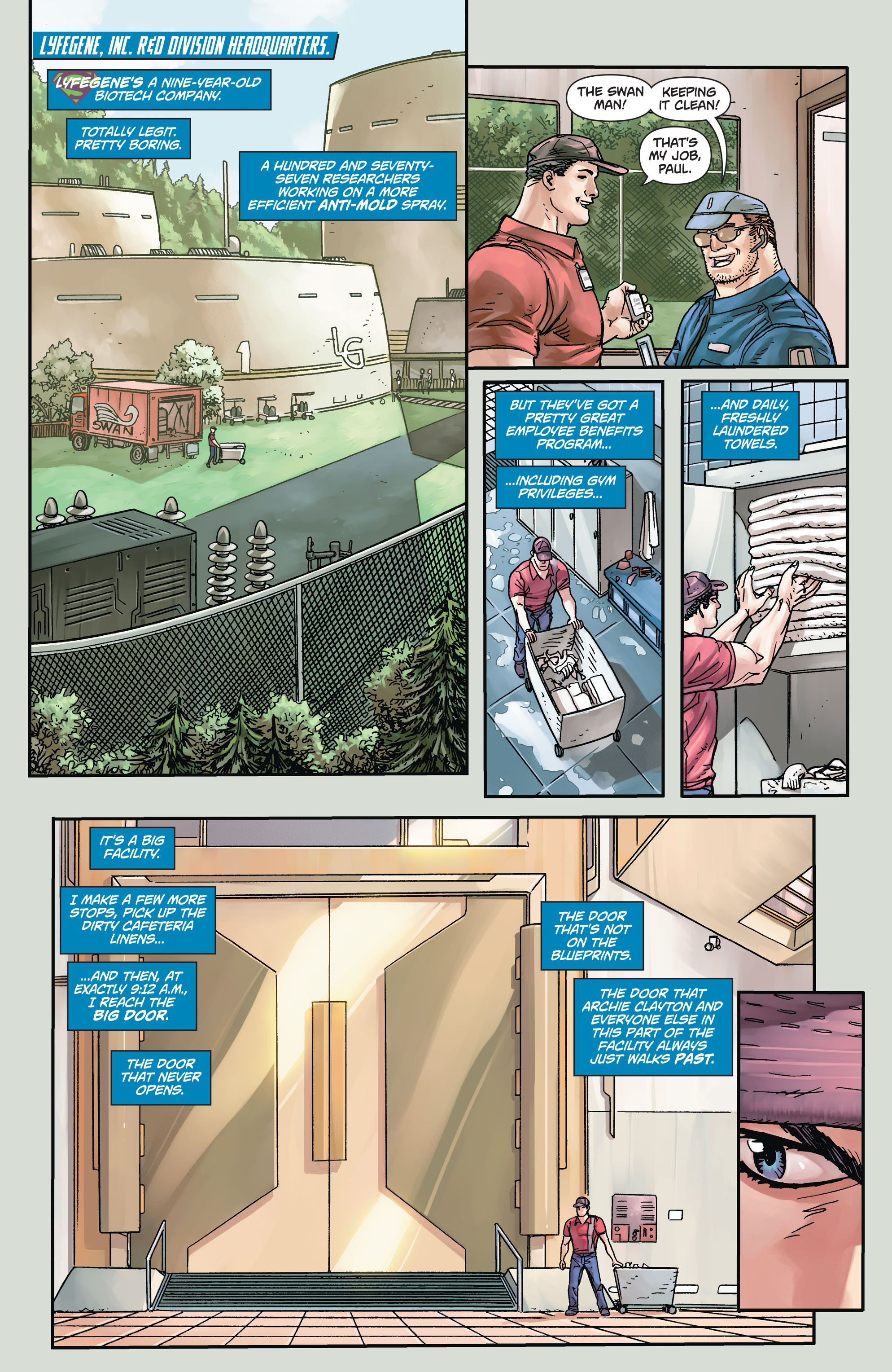 Read online Action Comics (2011) comic -  Issue #45 - 17