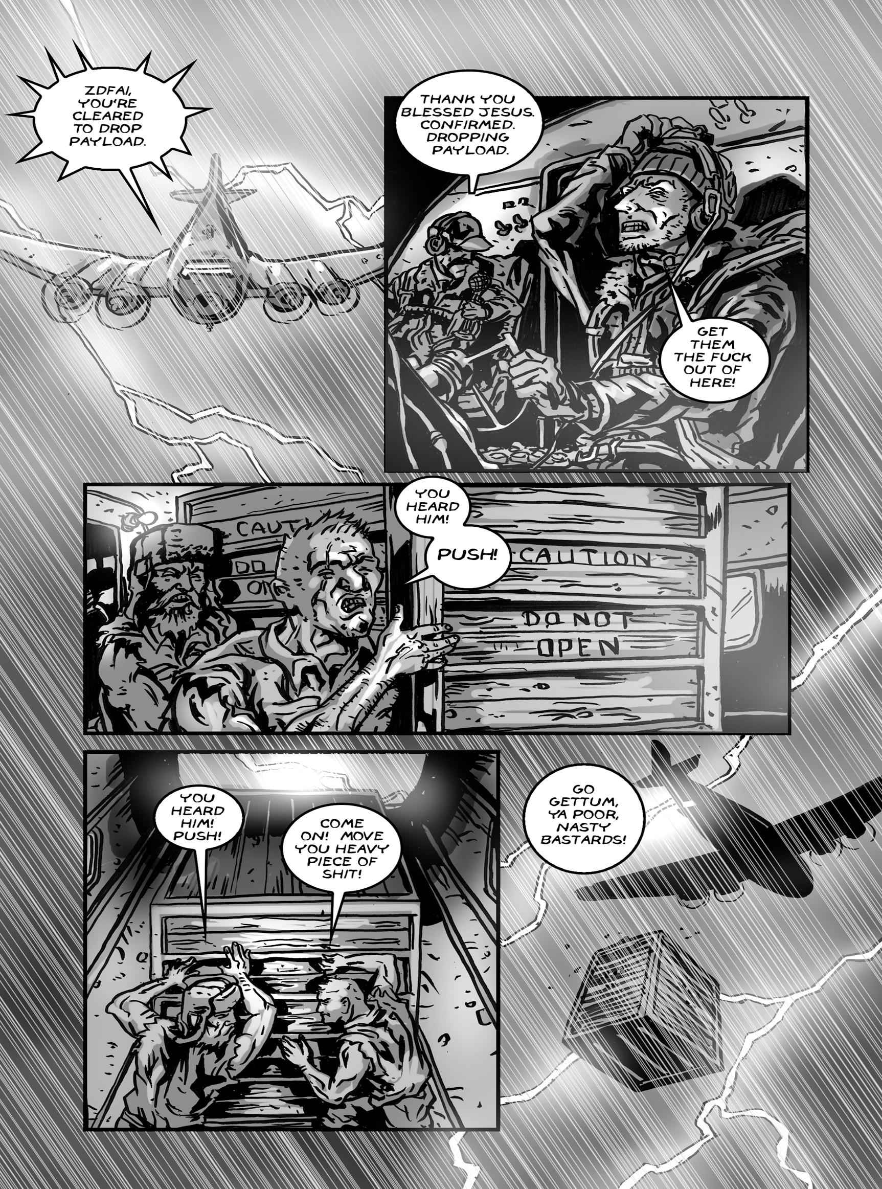 Read online FUBAR comic -  Issue #2 - 43