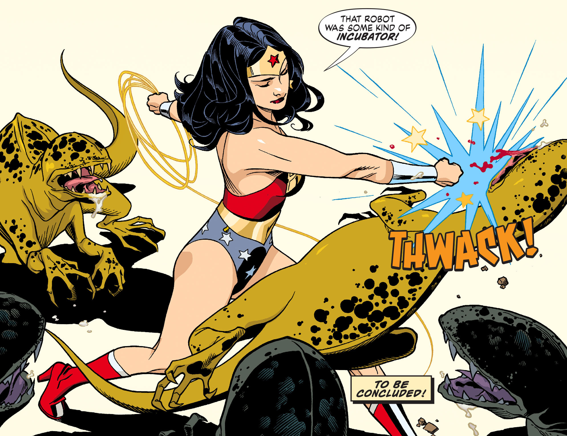 Read online Sensation Comics Featuring Wonder Woman comic -  Issue #26 - 22