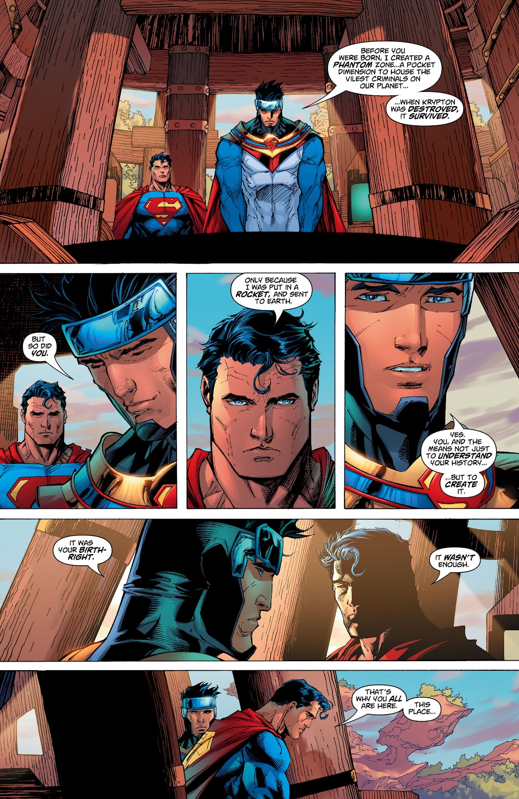 Read online Superman: For Tomorrow comic -  Issue # TPB (Part 3) - 34