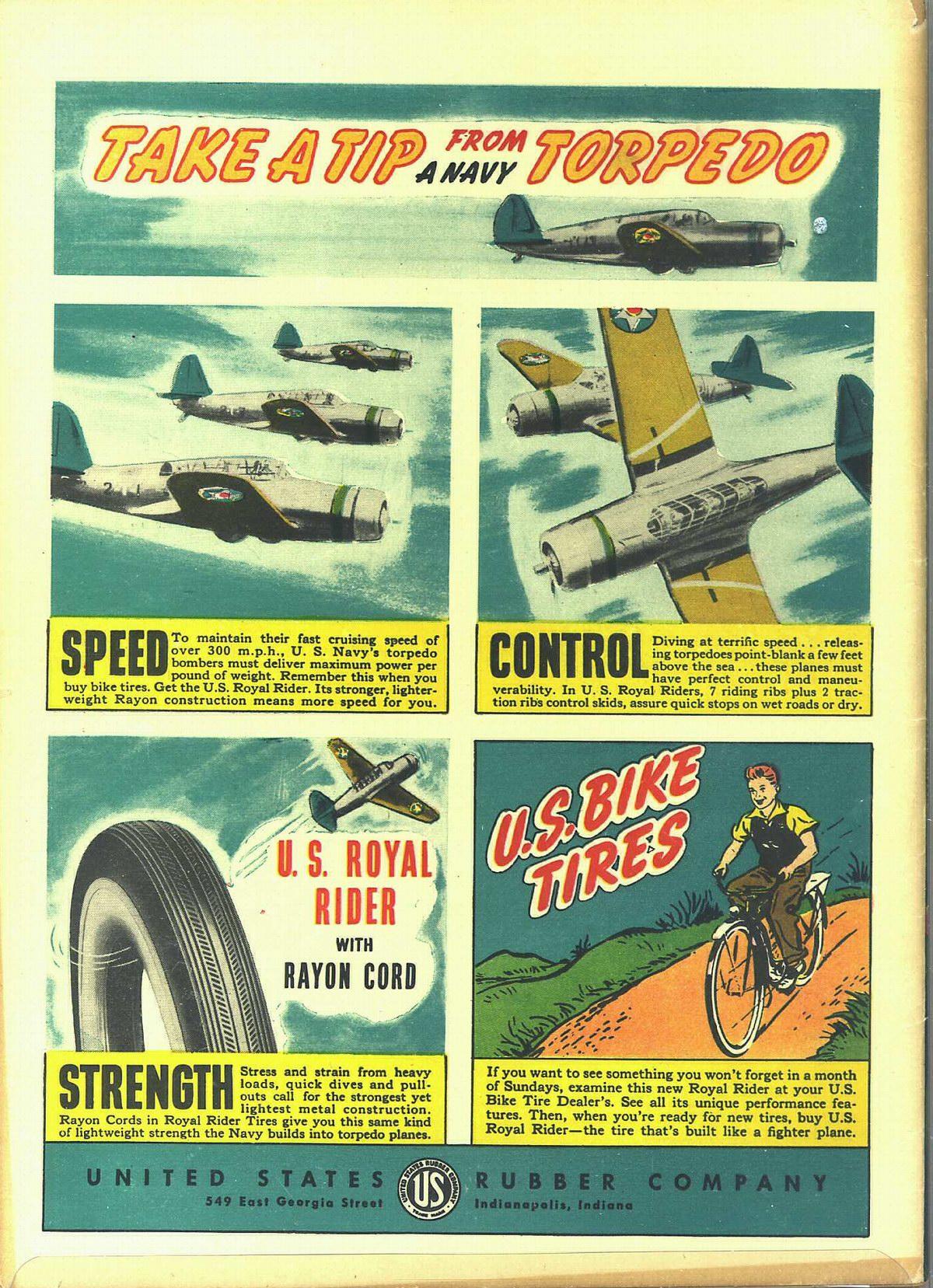 Read online Adventure Comics (1938) comic -  Issue #66 - 69