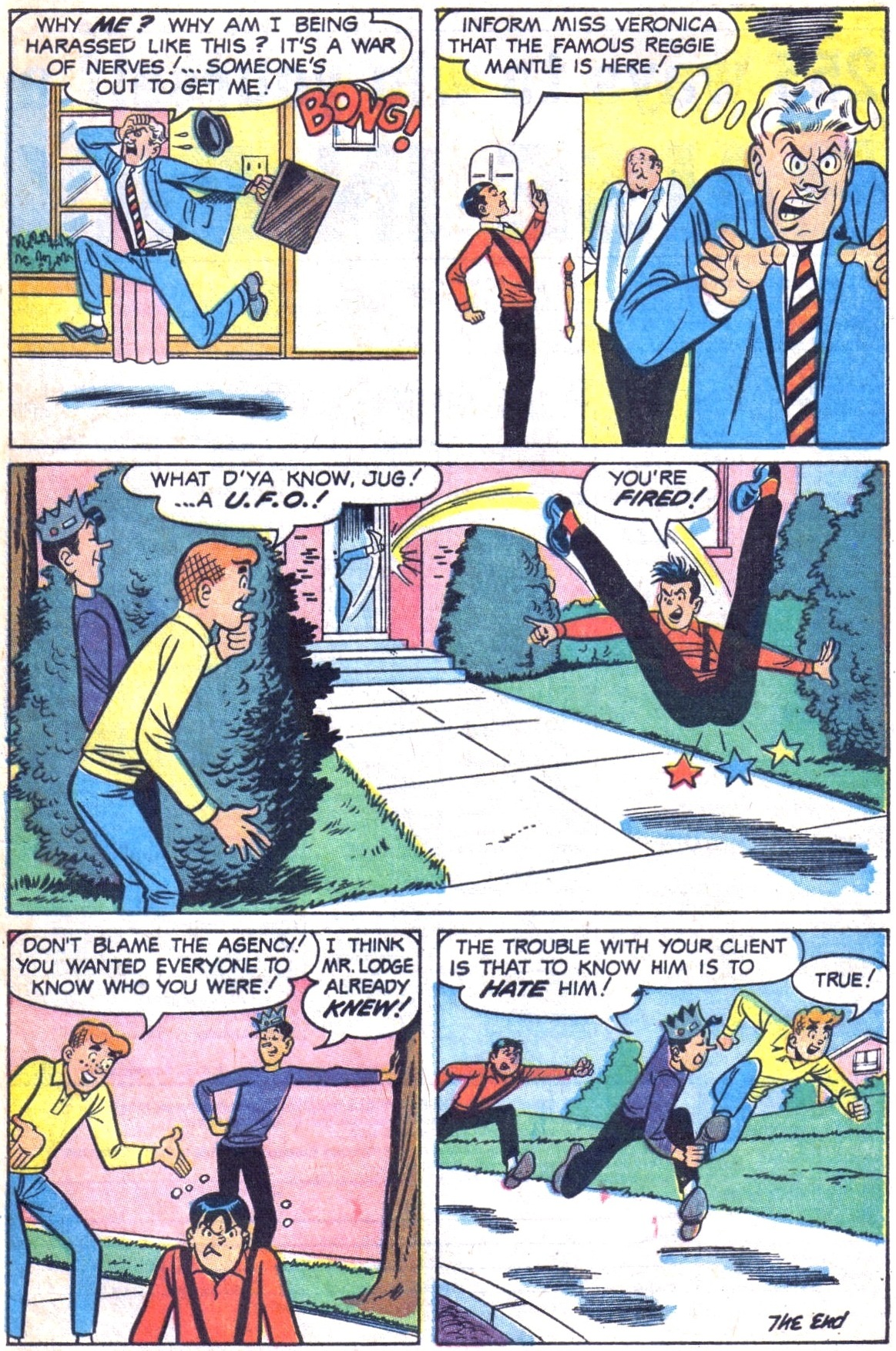 Read online Archie (1960) comic -  Issue #178 - 33