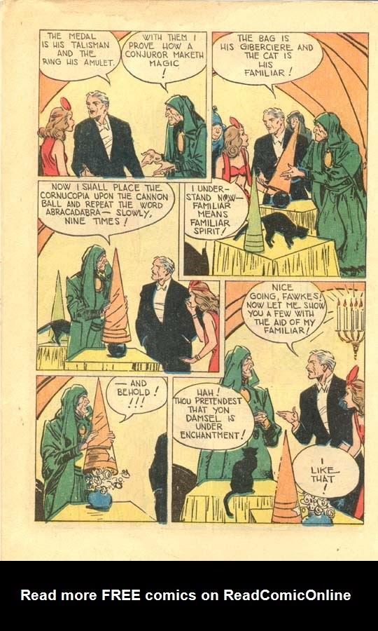 Super-Magician Comics issue 31 - Page 10